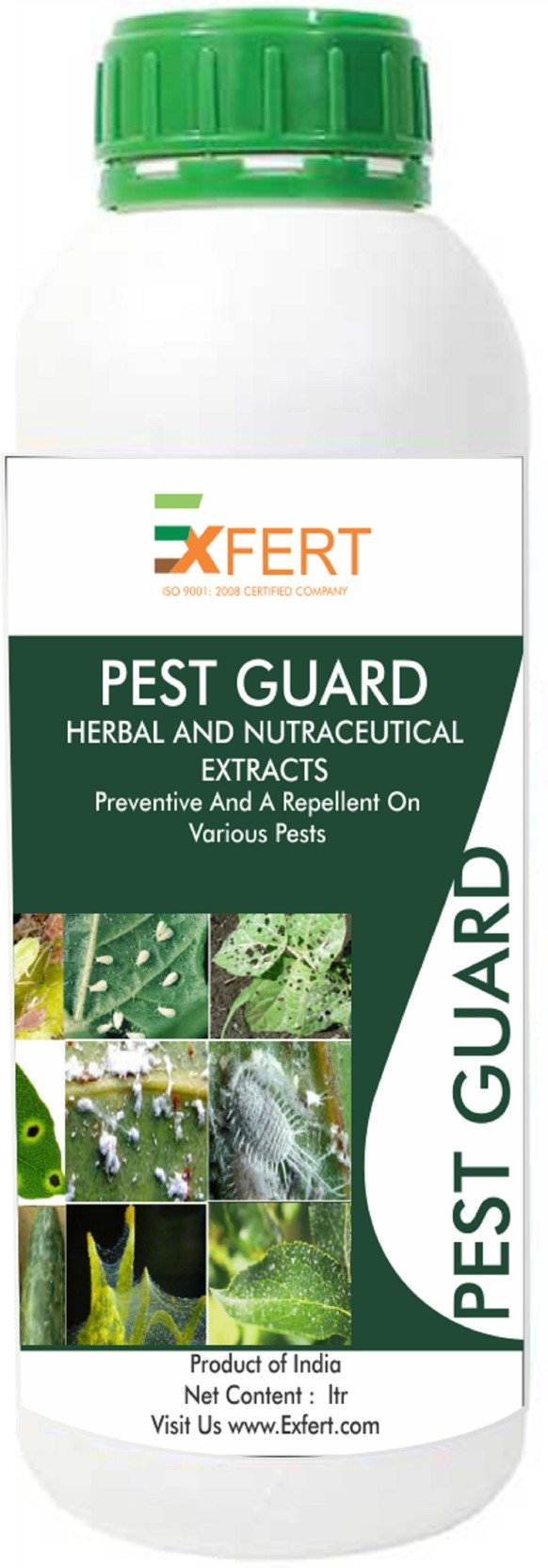 EXFERT CROPCARE Exfert PEST Guard 250ml Plants Pesticides Herbal and  Nutraceutical Extracts A Repellent On Various Pests and Insects Like Red  Mites,