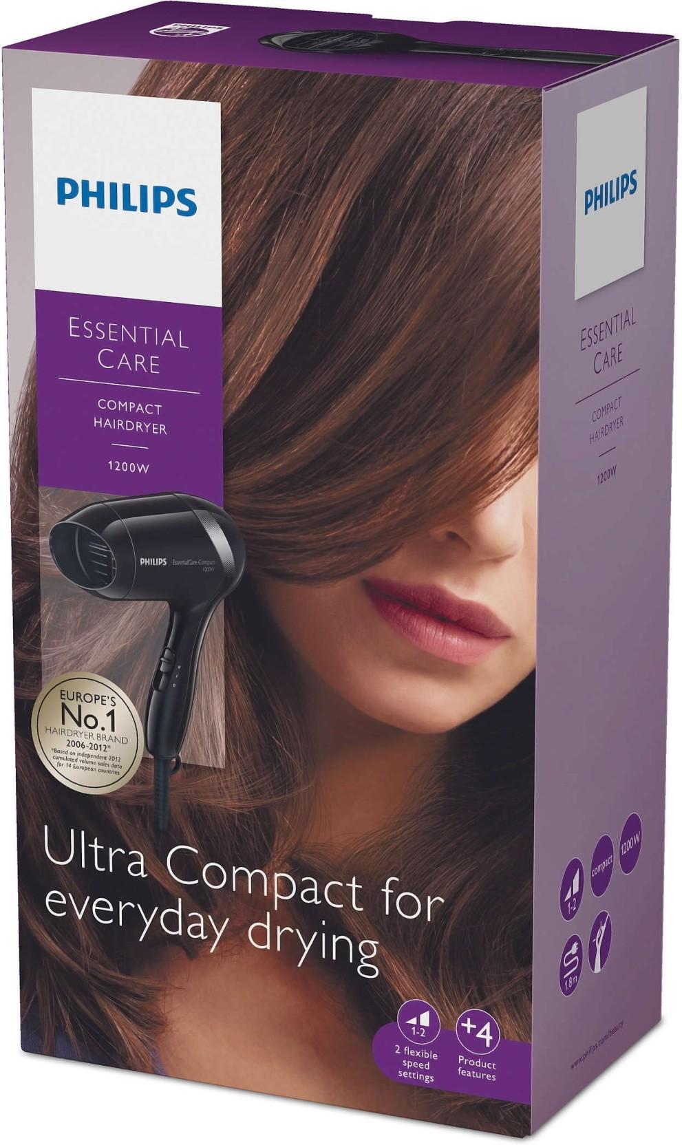 Philips Bhd001 Essential Care Hair Dryer 1200 Watt Hp8108 Add To Cart