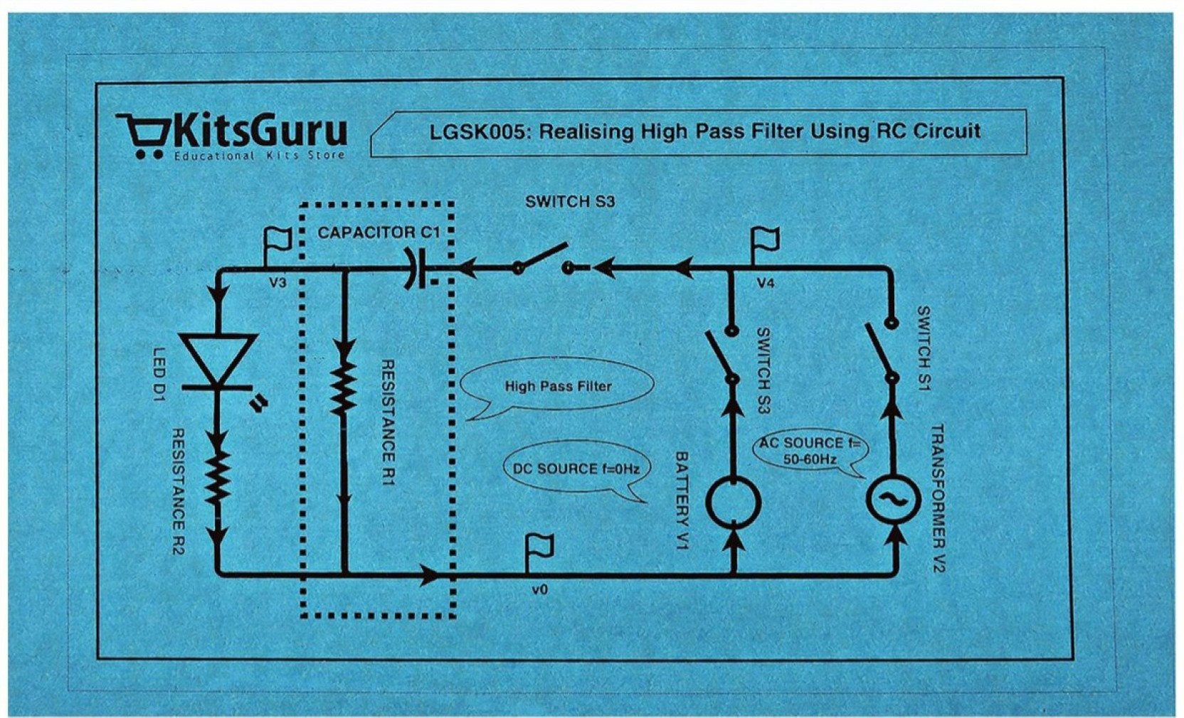 Electronic Hobby Circuits Hobby Circuits In Electronics Diagrams