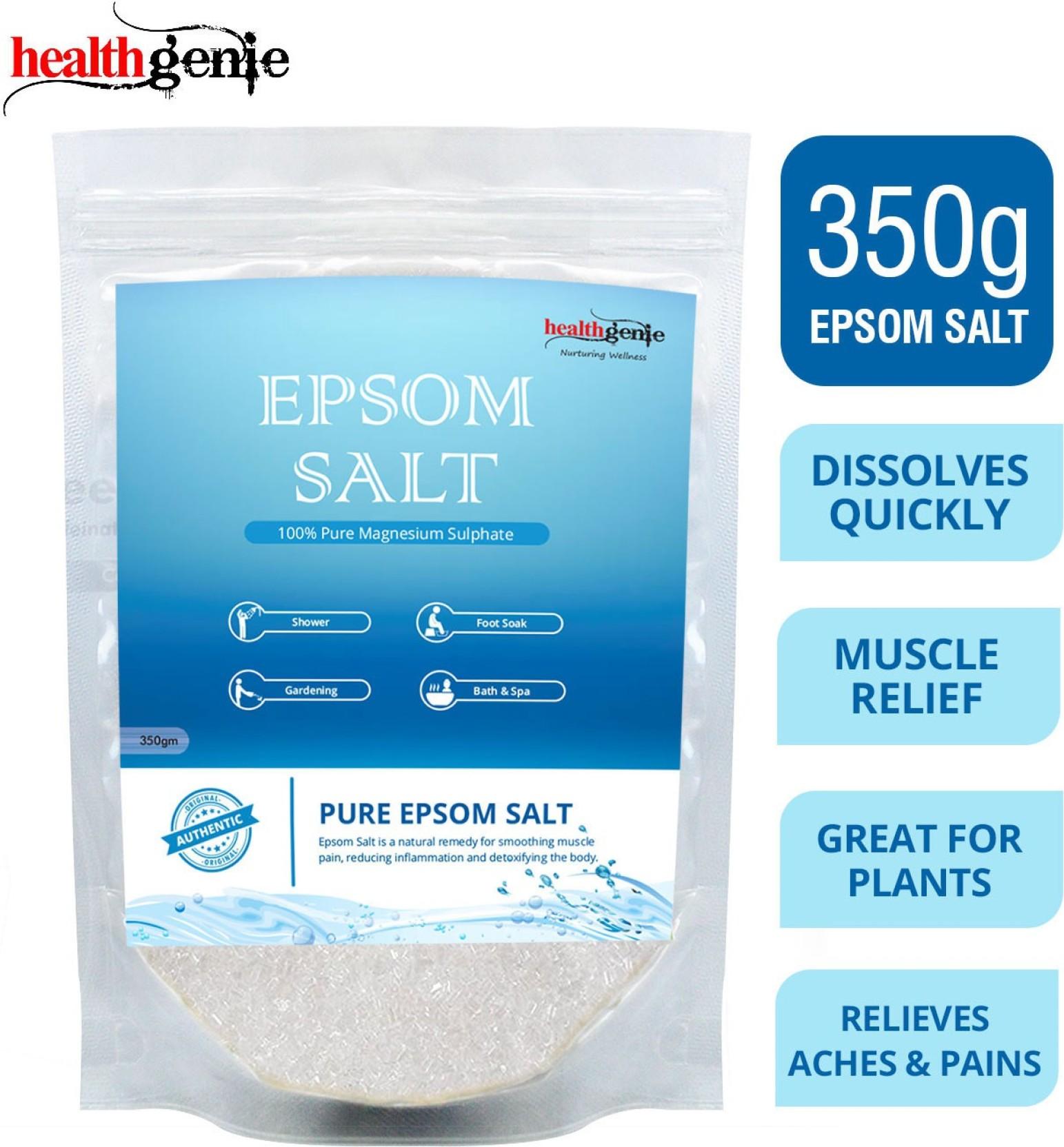 100% Pure Natural Magnesium Sulphate Epsom Salts Bath Soak Un Scented Spa Salt Moderate Price Health & Beauty Health & Beauty