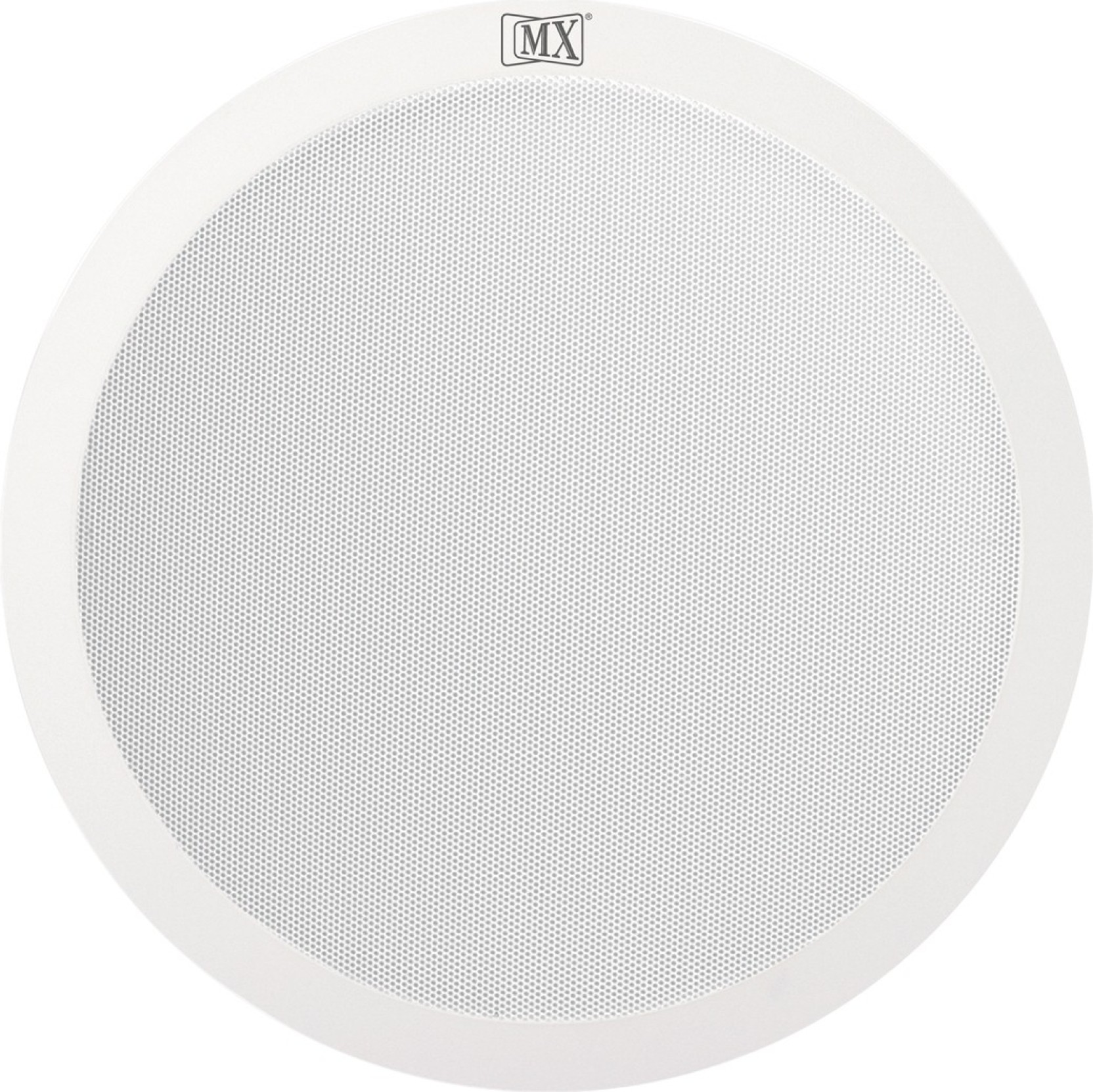 MX 6 Inch Professional Weather Proof 2-way In-ceiling / In-wall