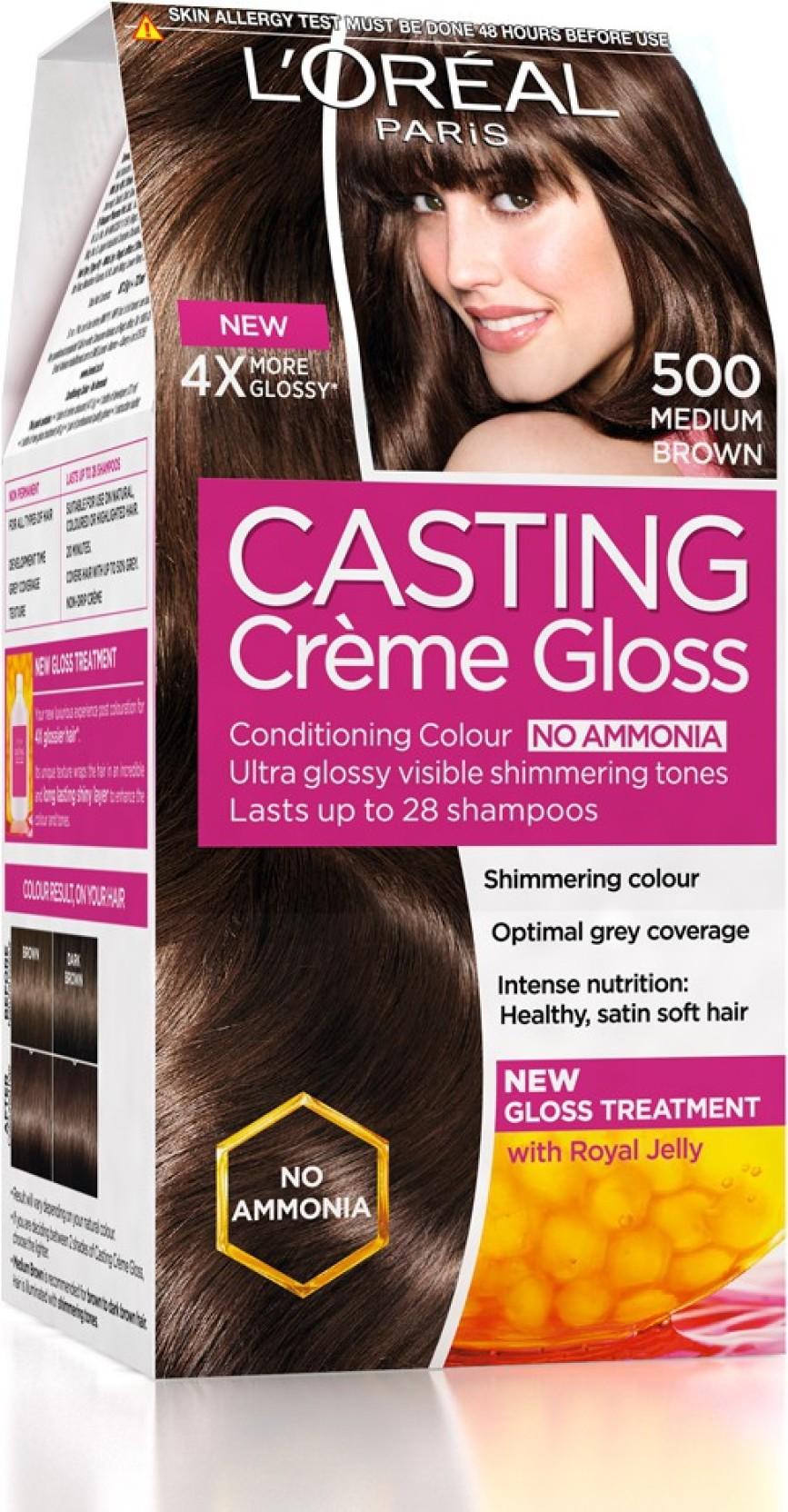 Loreal Paris Casting Creme Gloss Hair Color Price In India Buy L