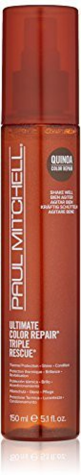 Paul Mitchell Ultimate Color Repair Triple Rescue Hair Spray
