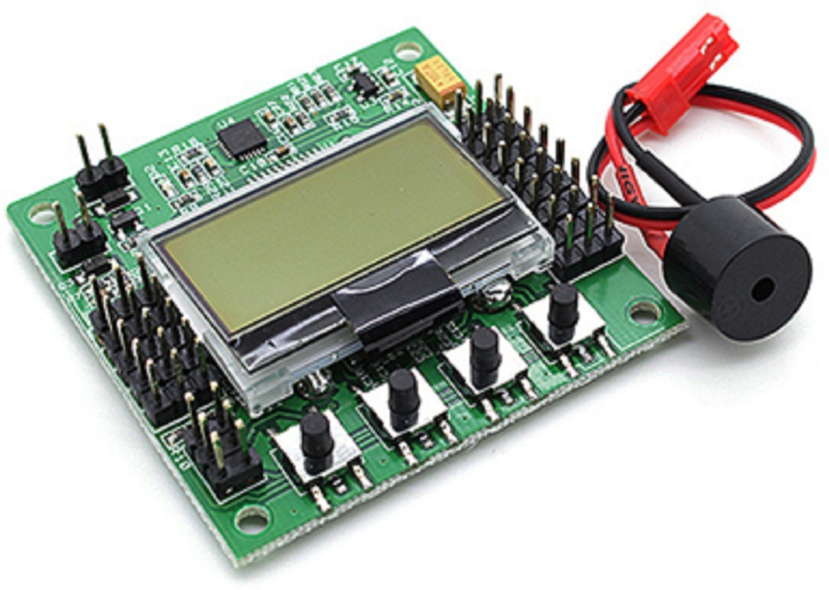 Sunrobotics Kk215 Multi Rotor Lcd Flight Control Board Price In Diy Make A Circuit Fly With This Cute Tiny Quadcopter Kit On Offer
