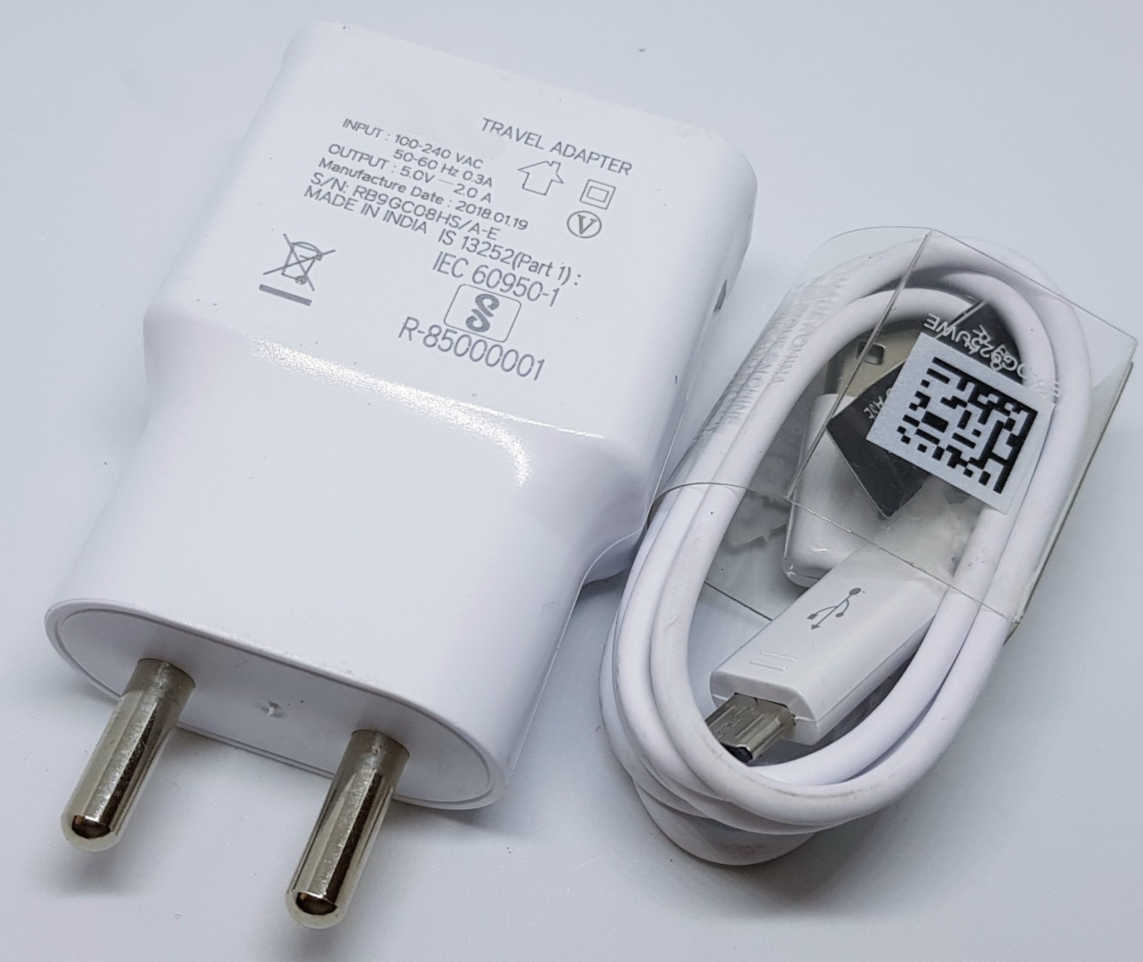 Good Click 2 Amp White Color Wall Adapter With Usb Data Cable For Kabel Samsung Galaxy Tab 1 Original 100 Android Smartphones Universal Home