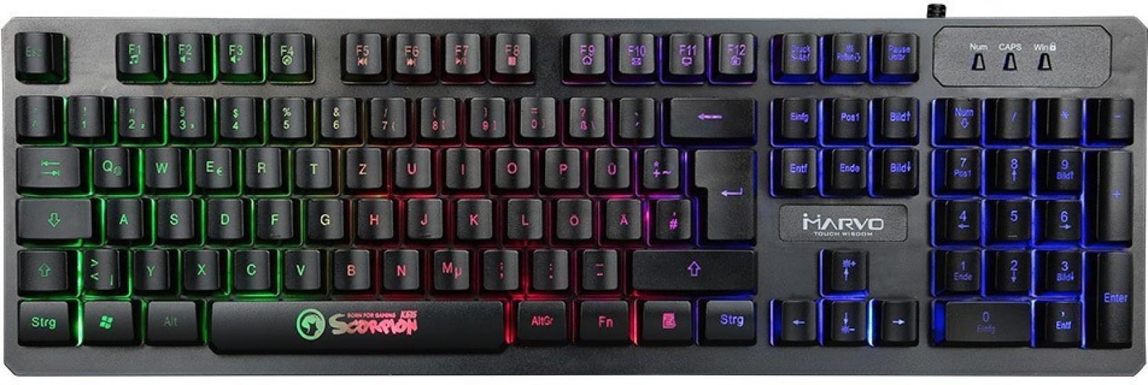 3a9e6c5b804 MARVO K616 Wired USB Gaming Keyboard - MARVO : Flipkart.com