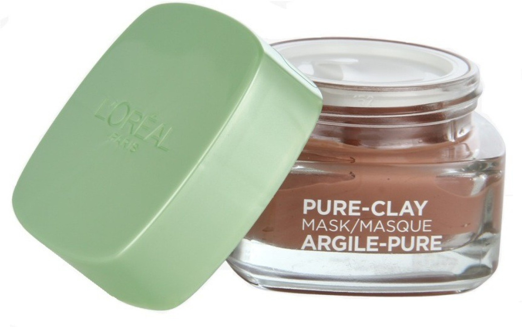 L'Oreal Paris Pure Clay Exfoliating And Refining Face Mask