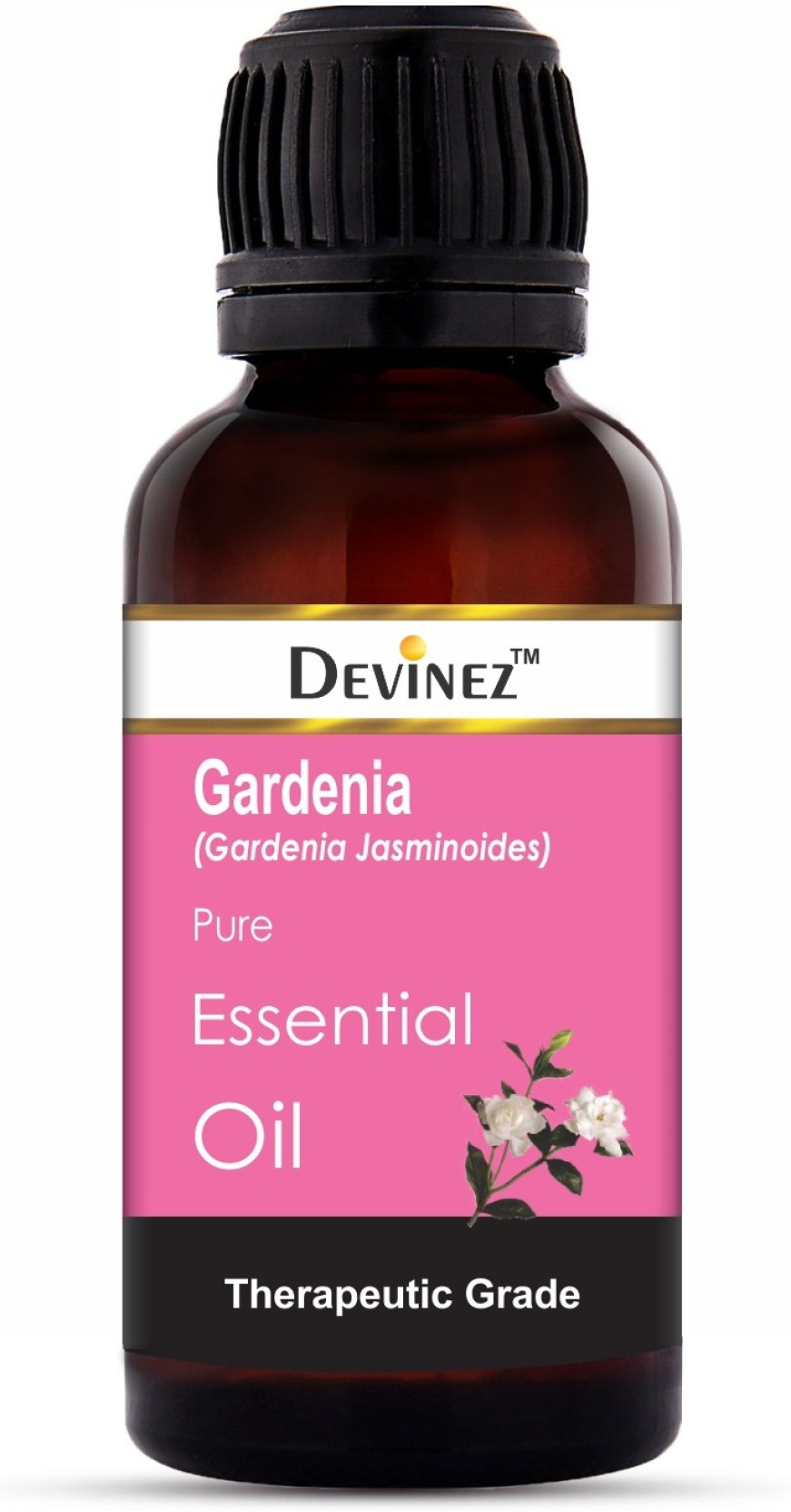 Gardenia Essential Oil 100 Pure Natural Undiluted On Offer