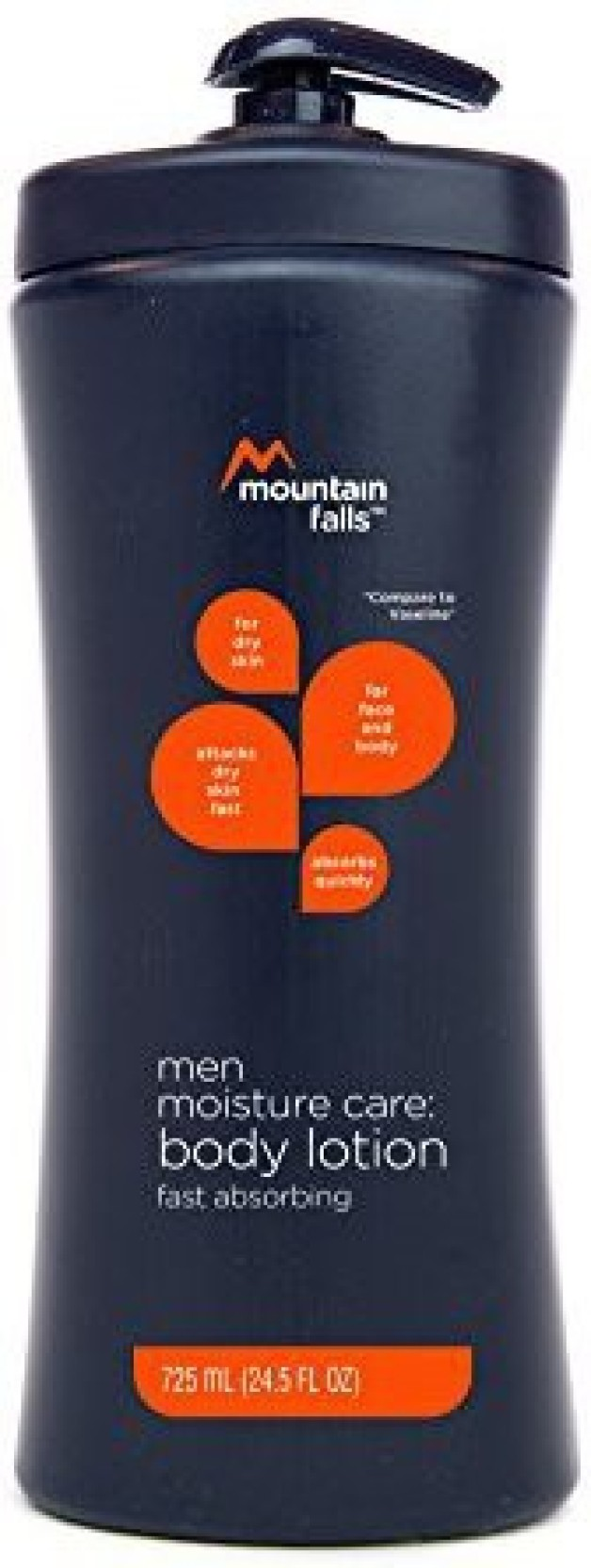 45938b7ef17a Mountain Falls Moisture Care: Men'S Body Lotion, Fast Absorbing ...