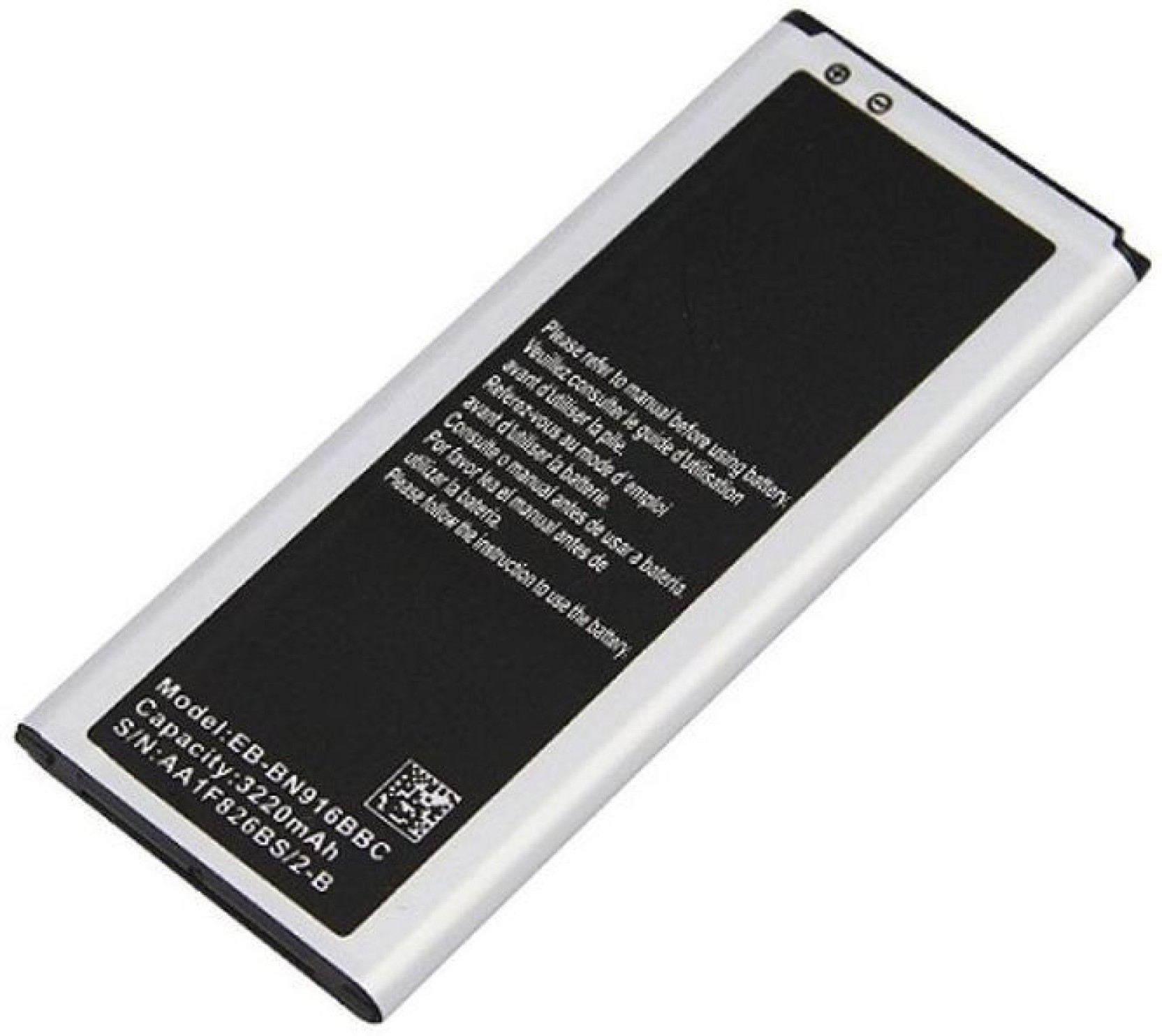 Varaj Mobile Battery For 100 Original Samsung Galaxy Baterai Note 3 4 Sm N910 Add To Cart