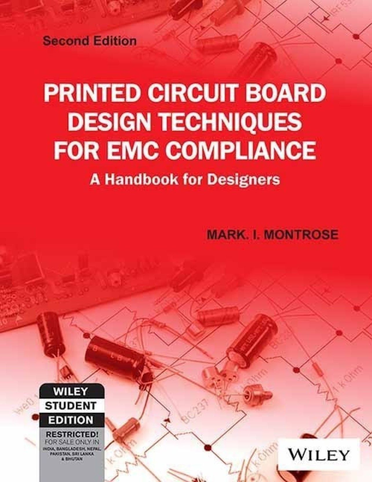 Printed Circuit Board Design Techniques For Emc Compliance A Add To Cart Buy Now Home Books