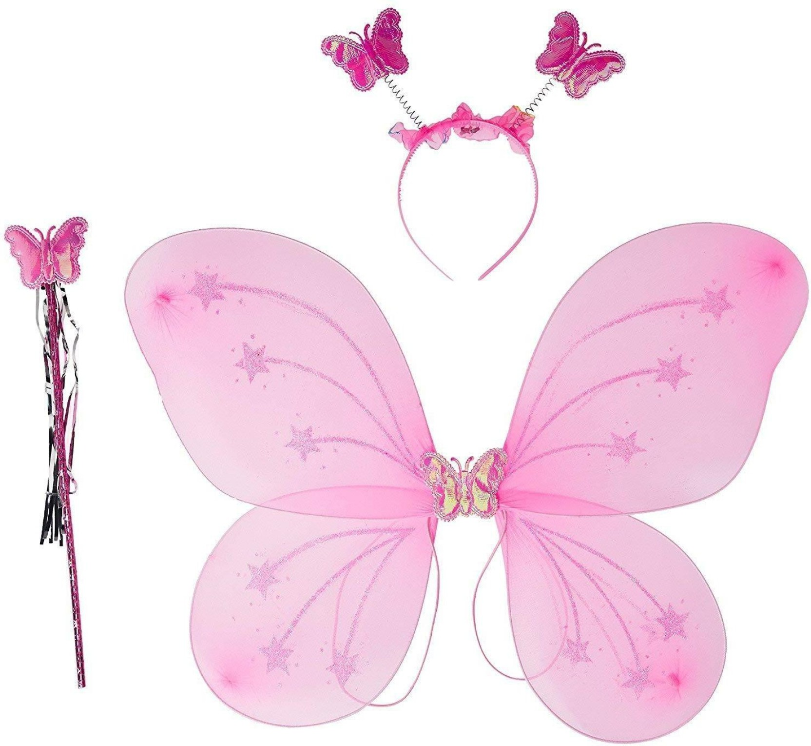 9a8a82815fb5a Perfect Pricee Fairy Butterfly Wings Costume for Baby Girl/Angel for ...