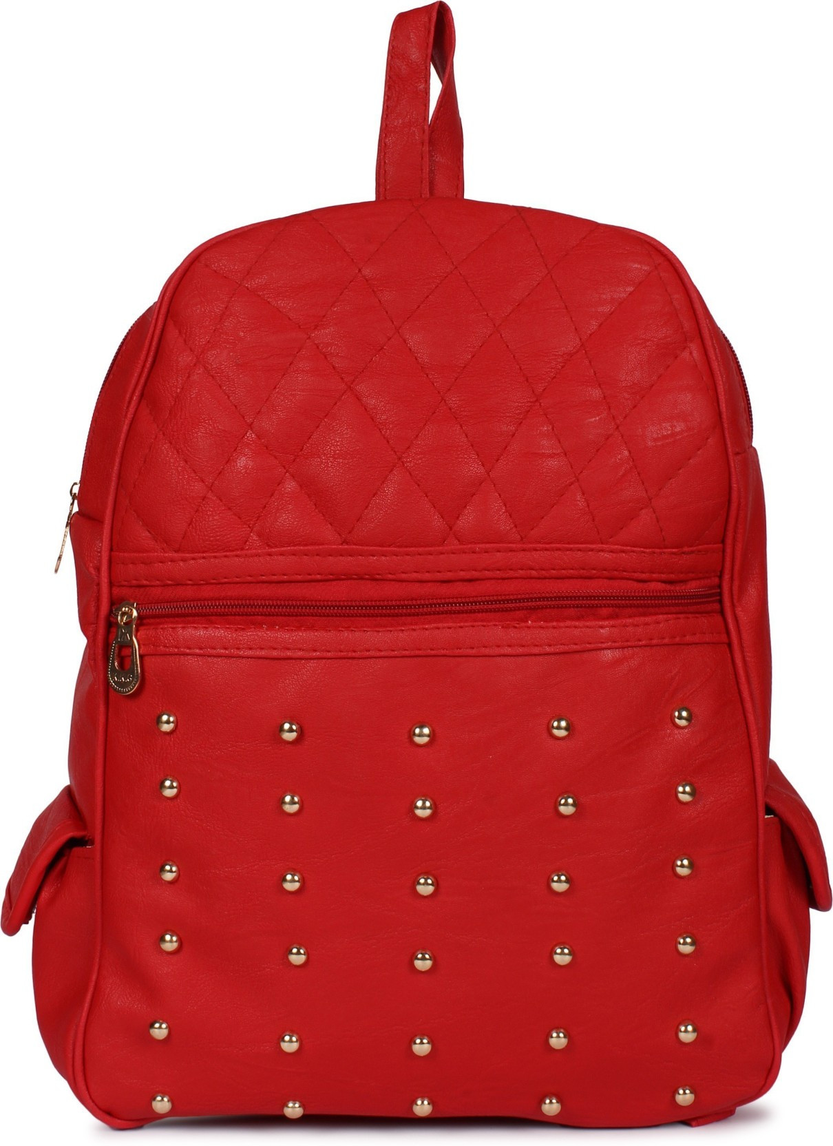 a8d61e4c7b1f Rajni Fashion PU Leather Girls Backpack