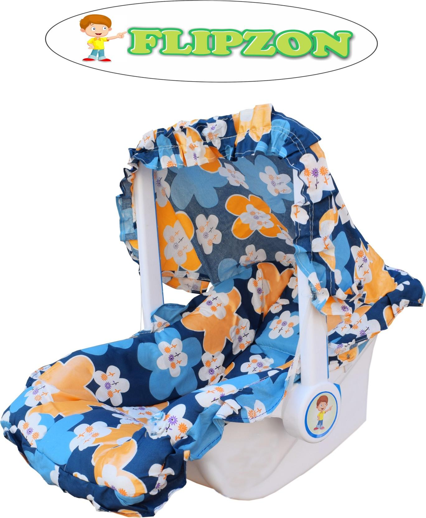 221ffad912e Flipzon Multi-color Carry Cot Rocker 9 in 1 Non-electric Bouncer  (Multicolor)