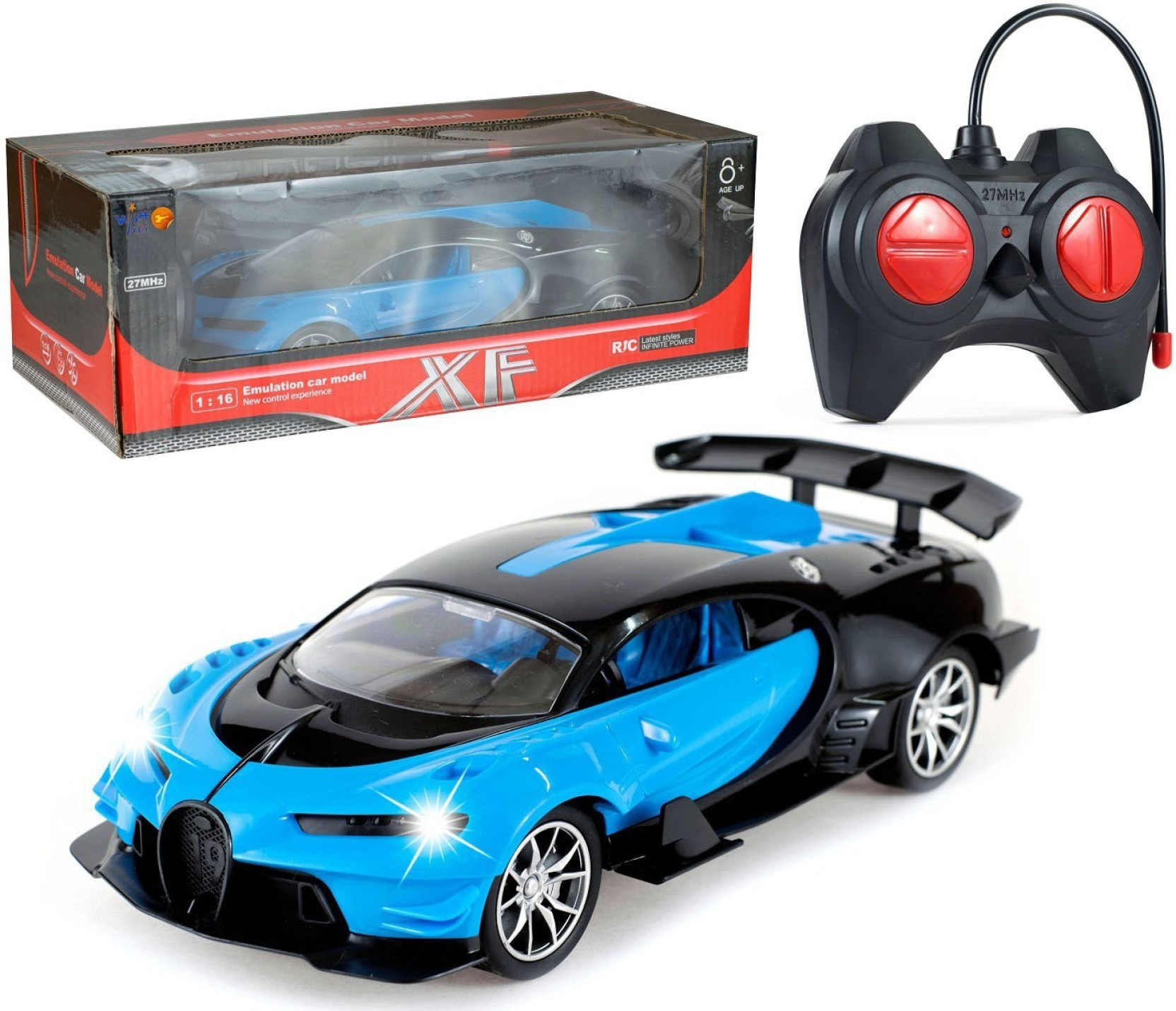 Wishkey Remote Control High Speed Racing Car For Kids