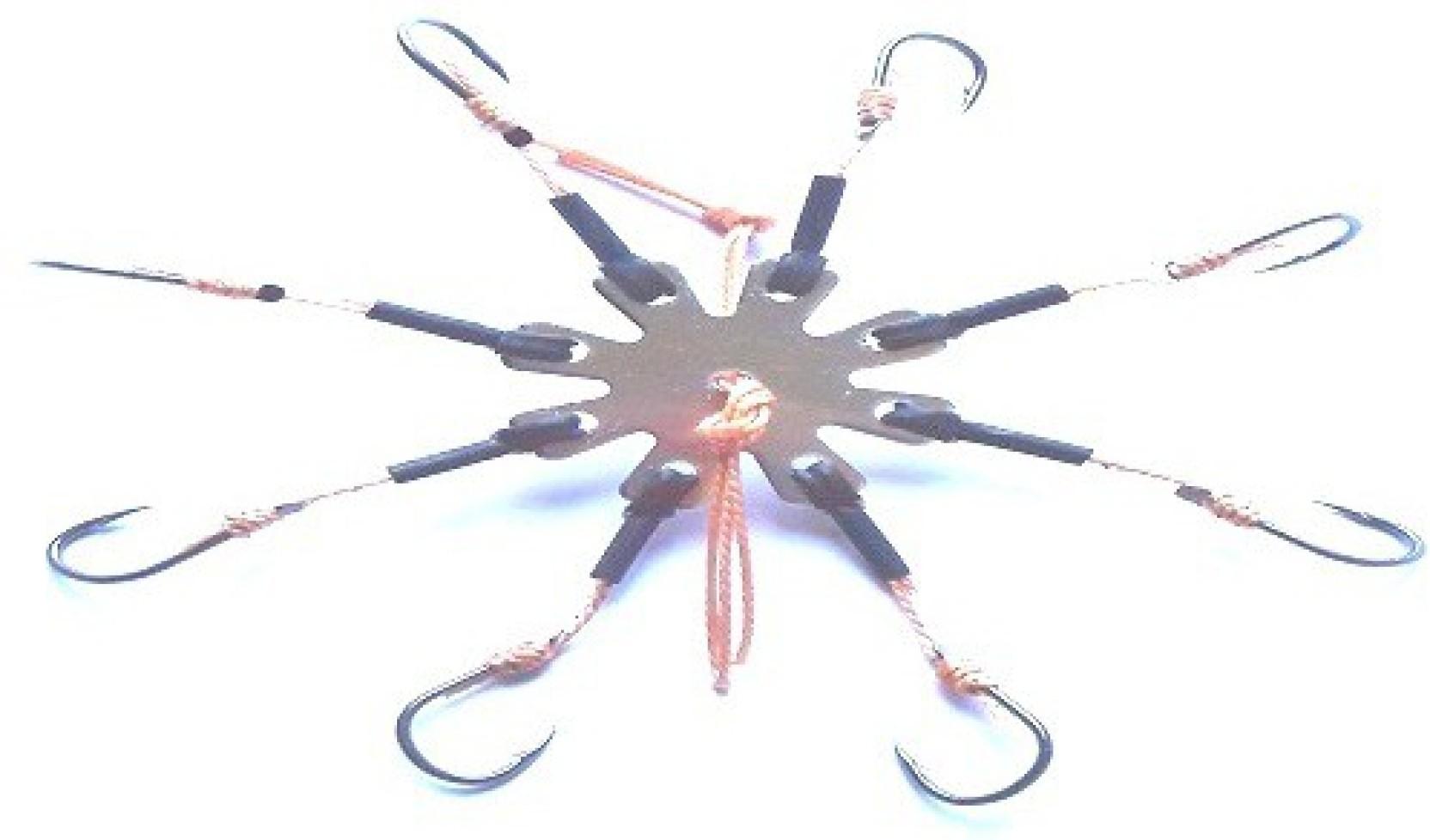 Fishing Hooks Octopus