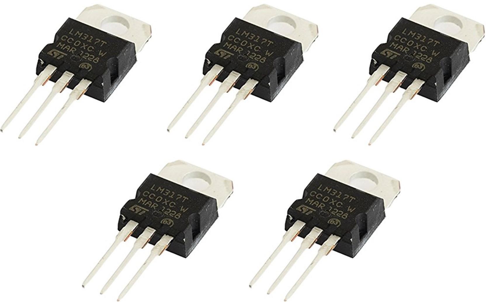 E4u Lm317t 12 To 37v Adjustable Voltage Regulator 220 Package Add Cart