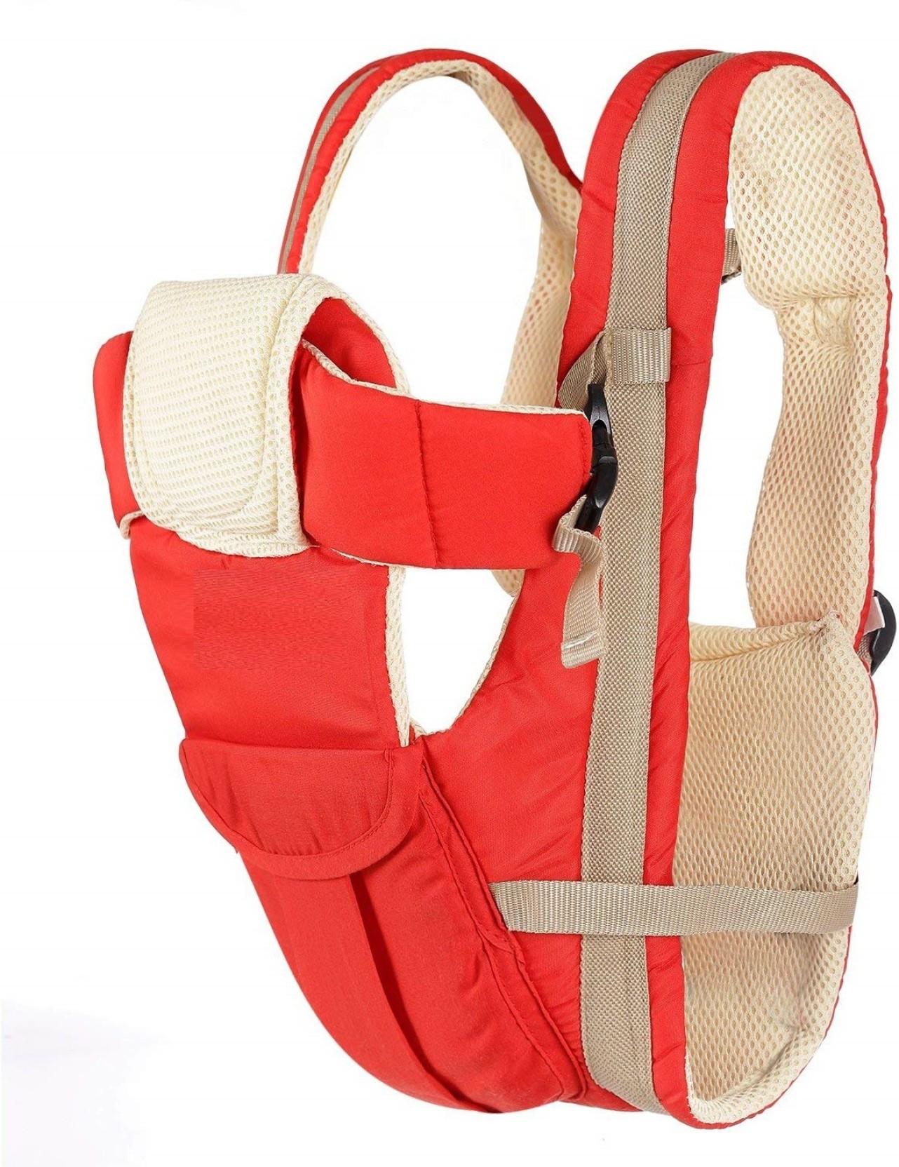 Aayat Kids Adjustable 4 Positions Baby Carrier 3D Backpack