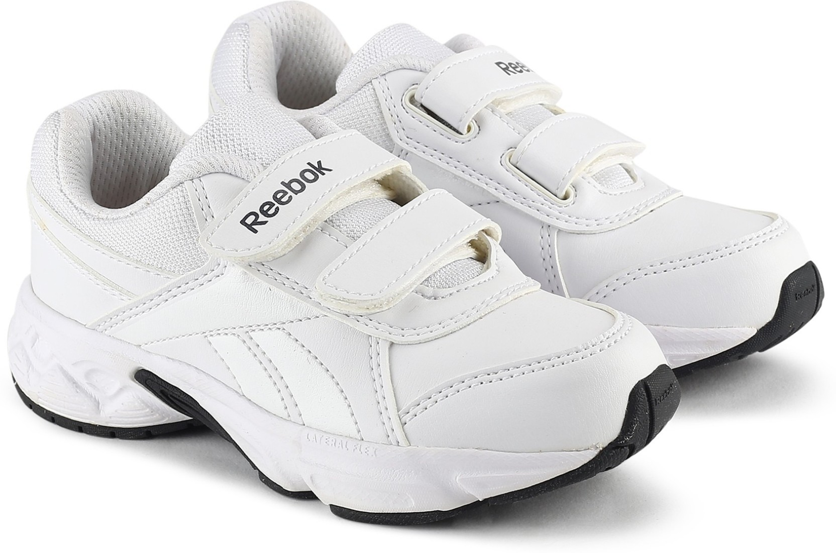 a90e956b1aa REEBOK Boys Velcro Running Shoes Price in India - Buy REEBOK Boys ...