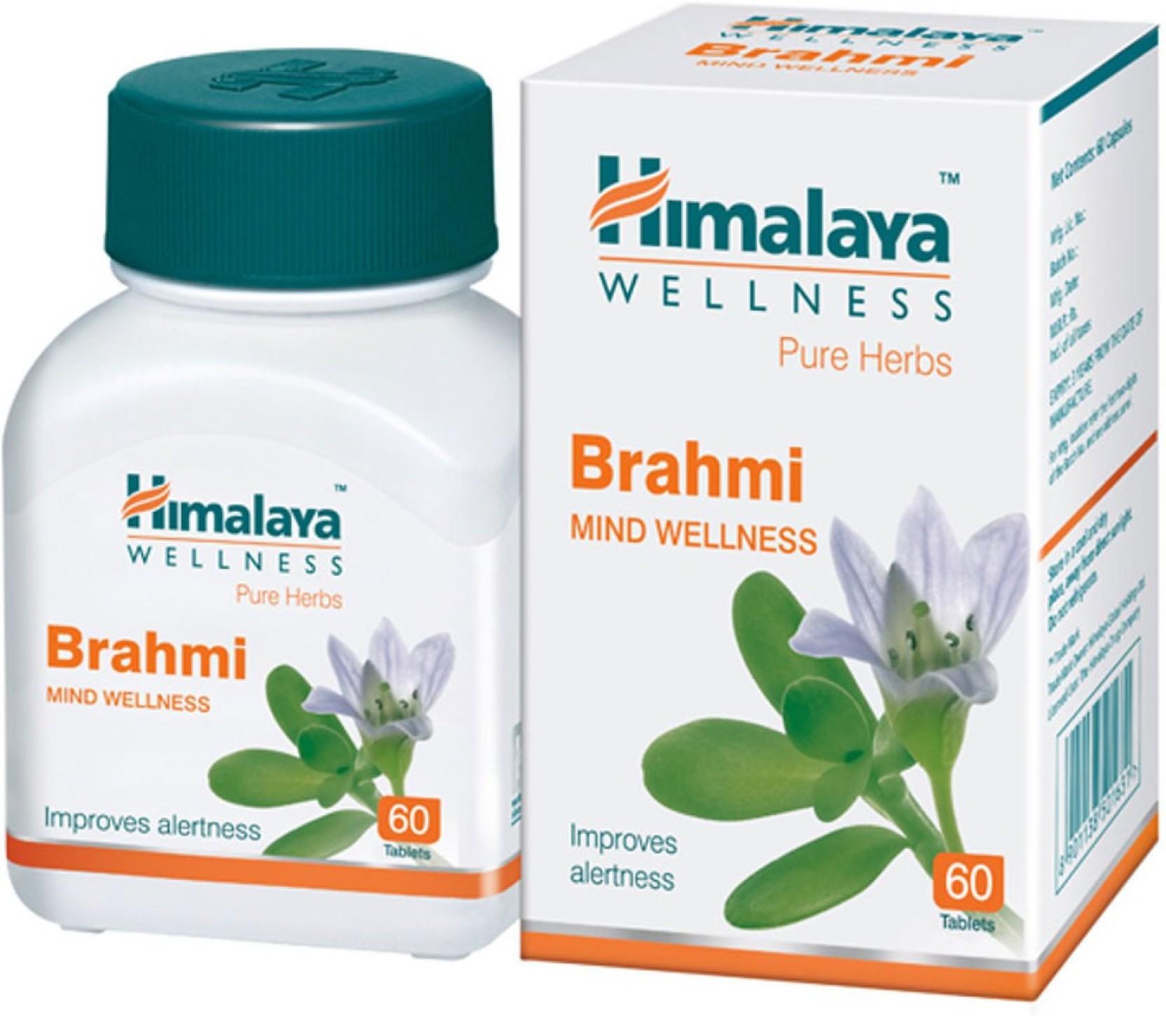 Himalaya Herbals Brahmi Tablets