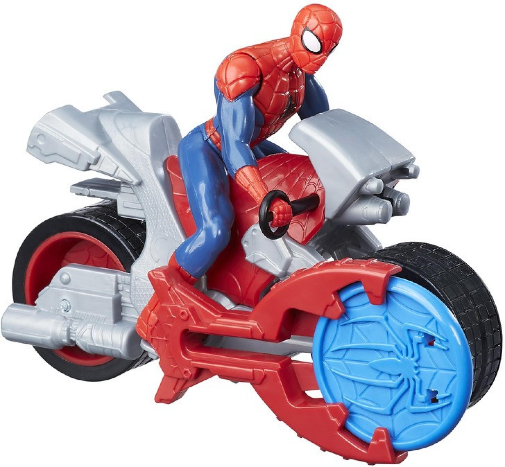 Marvel Spider-Man Blast n Go - Spider-Man Blast n Go . Buy Spiderman ... 3ce9d61a6