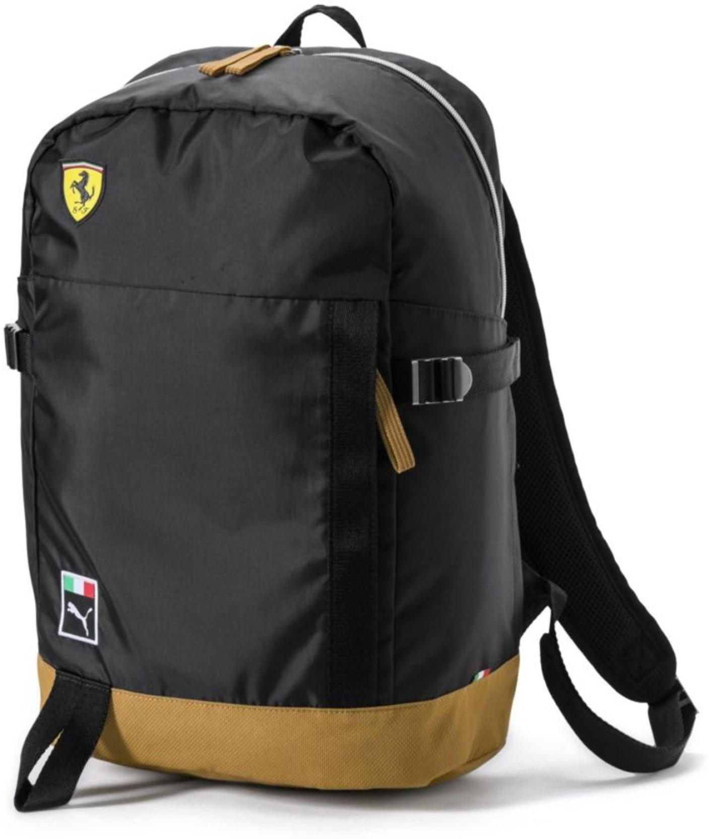 f748a9db0d Puma SF Fanwear 23 L Laptop Backpack Black - Price in India ...