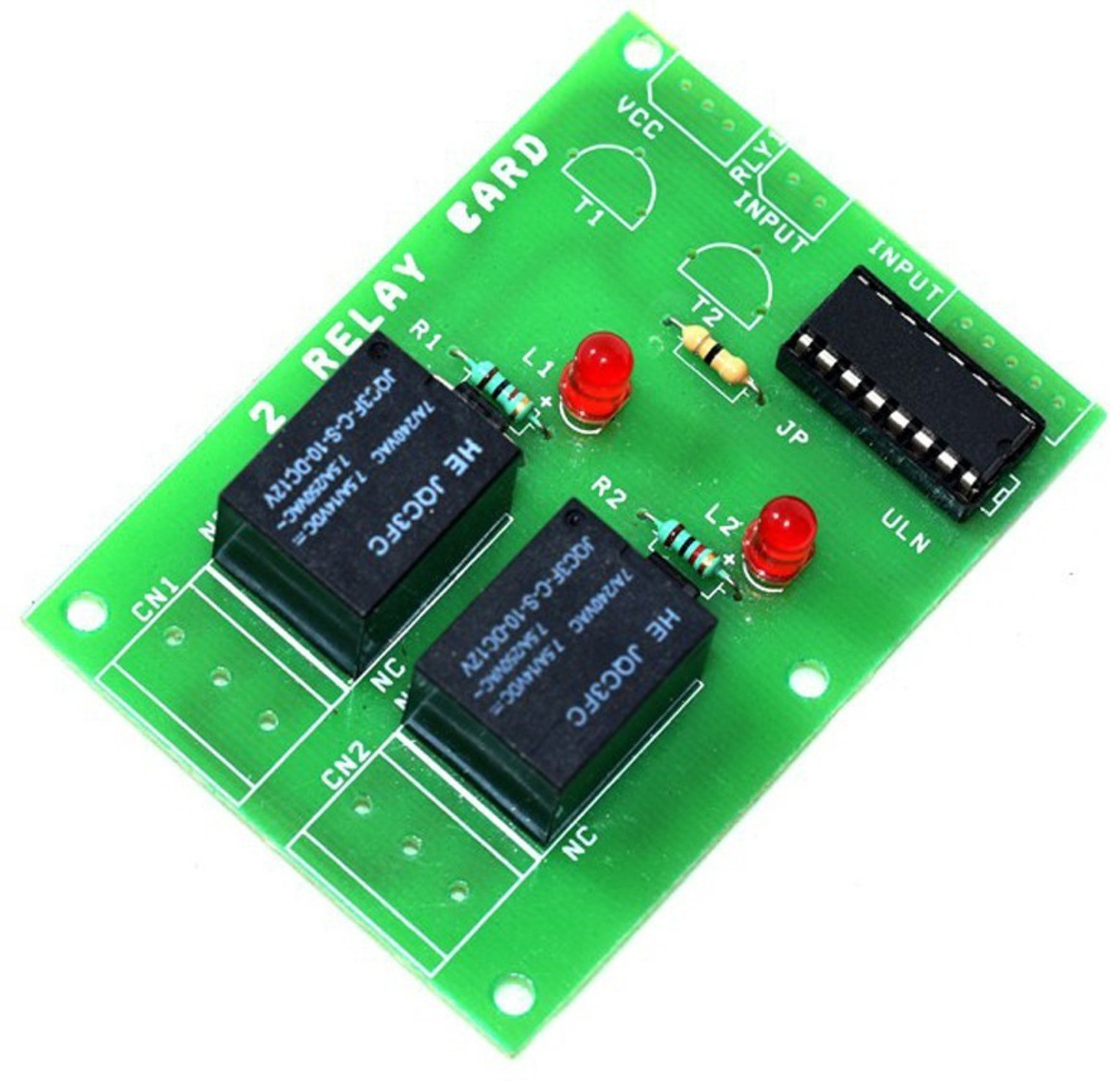 Vedamrit 2 Channel Relay Board Price In India Buy Add To Cart