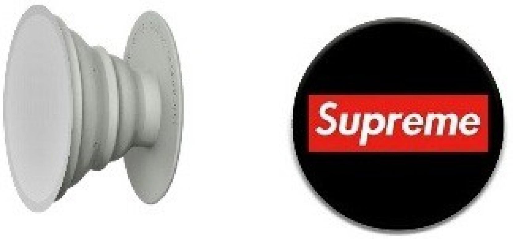 Fuzion Pack Of White And Supreme Pop Socket Up Mobile Tablet Holder Cellular Multipurpose Backpack On Offer