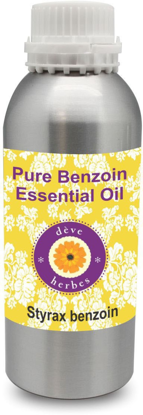Deve Herbes Pure Benzoin Essential Oil 630ml (Styrax