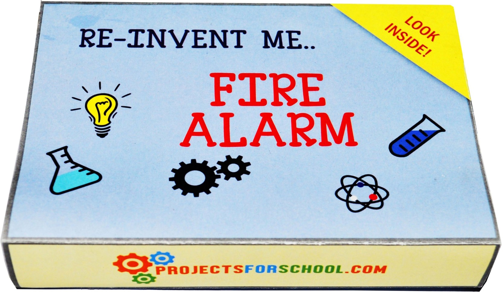 Projectsforschool Fire Alarm Working Model Diy Kit For Science Rain Sensor This Circuit Can Be Used As A Indicator And Serves Add To Cart