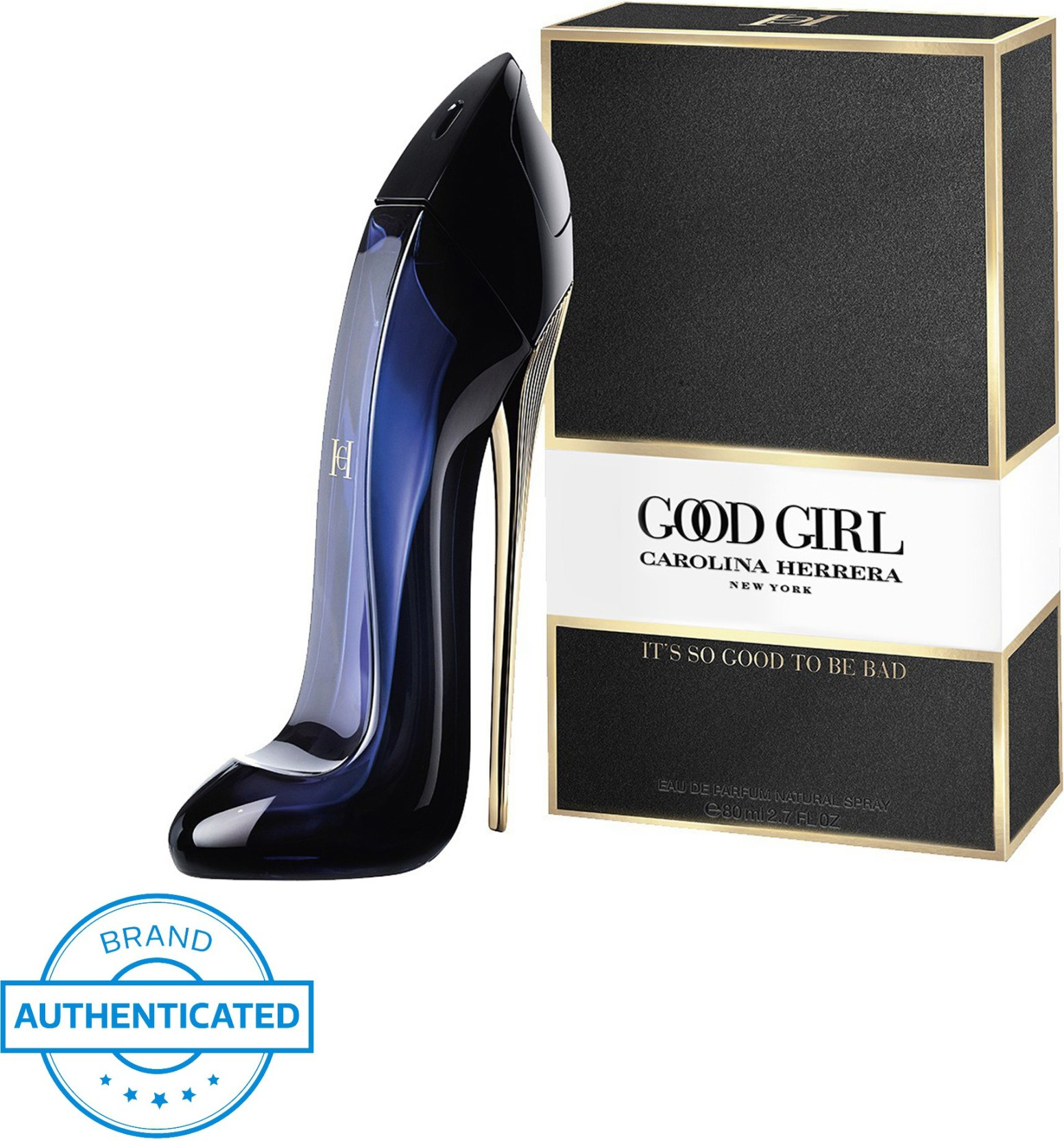 Buy Carolina Herrera Good Girl Eau De Parfum 80 Ml Online In India