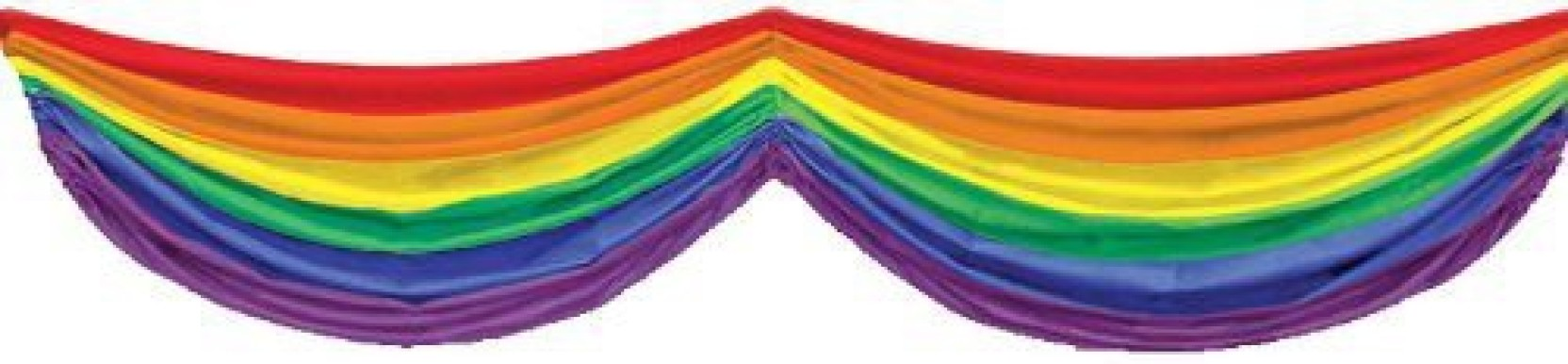 Rainbow Tablecover party Accessory 1//Pkg 1/count
