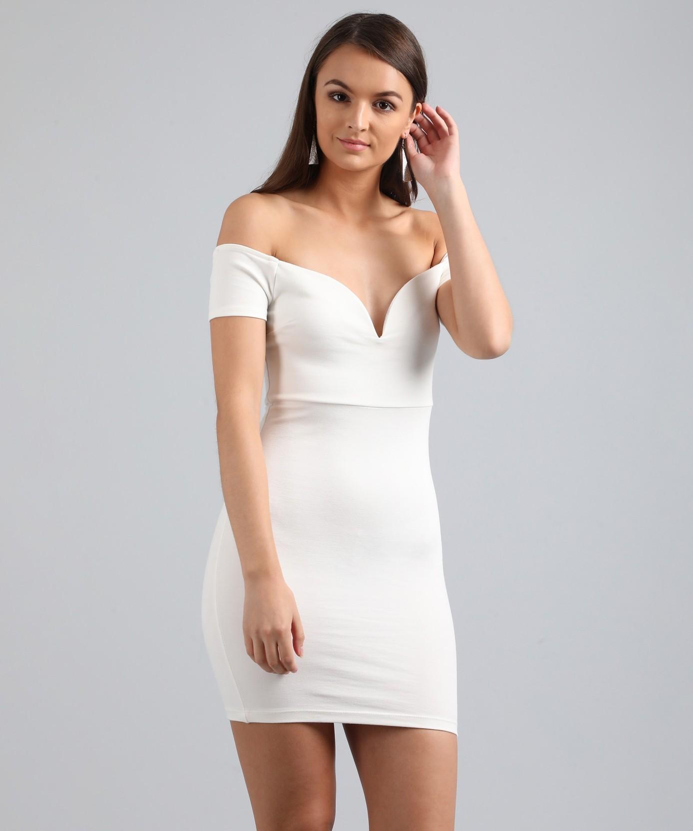 5e824980660 White Bodycon Dresses Forever 21 - Gomes Weine AG