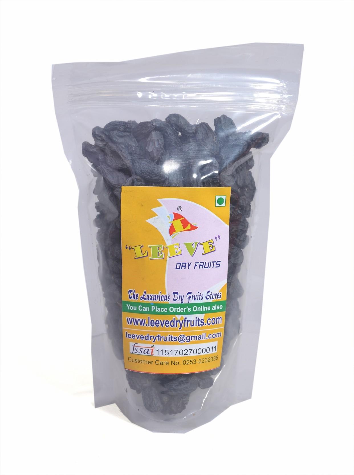 Leeve Dry fruits Afghan Black Raisins Raisins Price in India - Buy