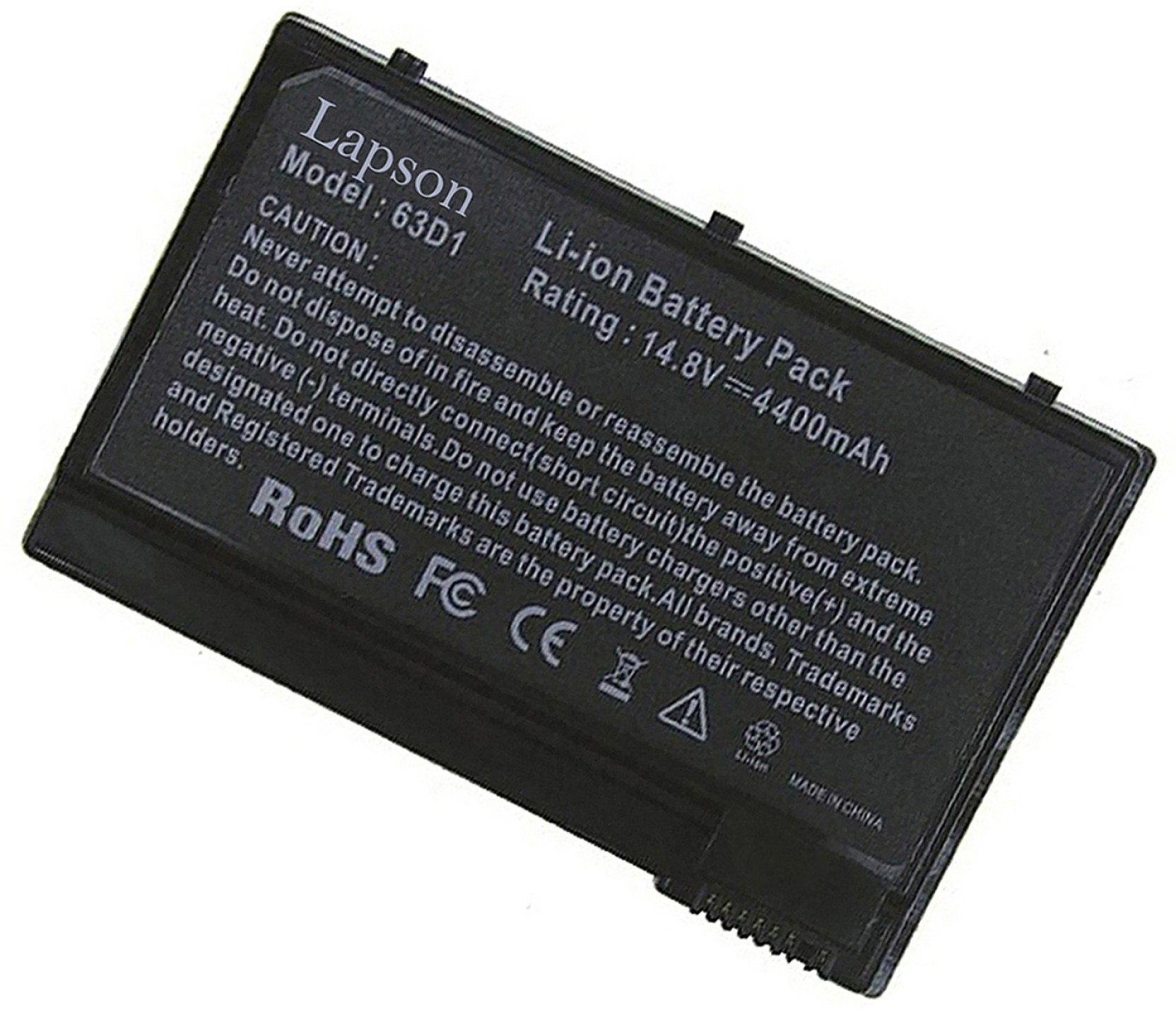 Lapson C310xc 6 Cell Laptop Battery Power Supply Circuit Charging Add To Cart