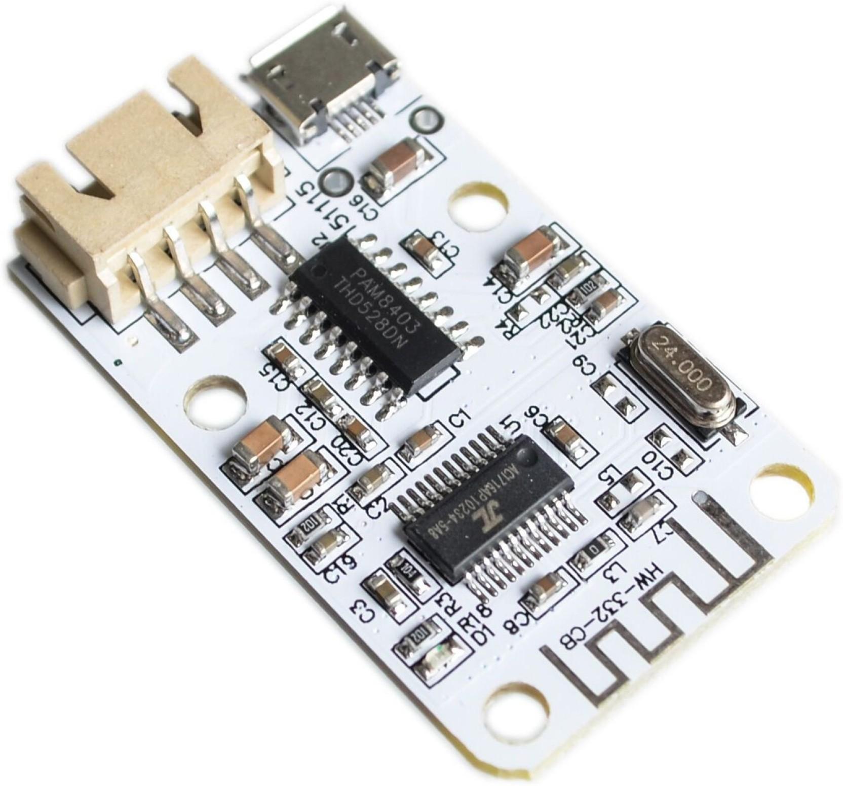 Sunrobotics Dc 5v Bluetooth Power Amplifier Board Micro Usb Digital Circuit Wall Murals Share