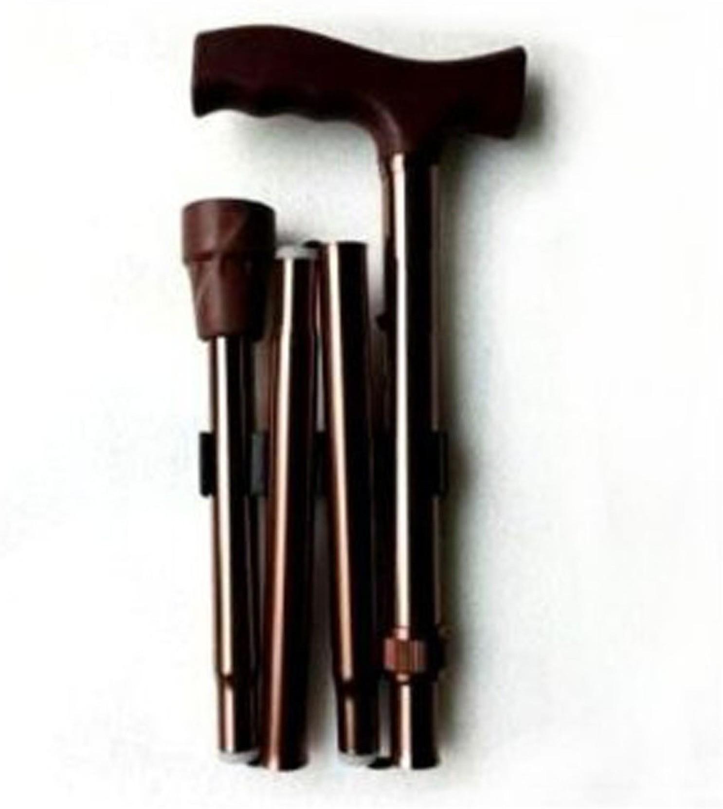 Acco Adjustable Foldable Aluminium Cane Walking Stick Pole Tongkat Walker Add To Cart