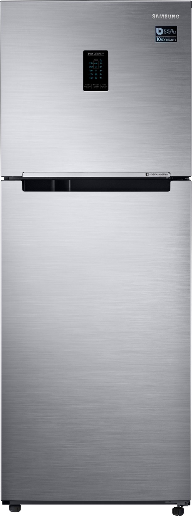 Samsung 324 L Frost Free Double Door 3 Star Refrigerator. ADD TO CART