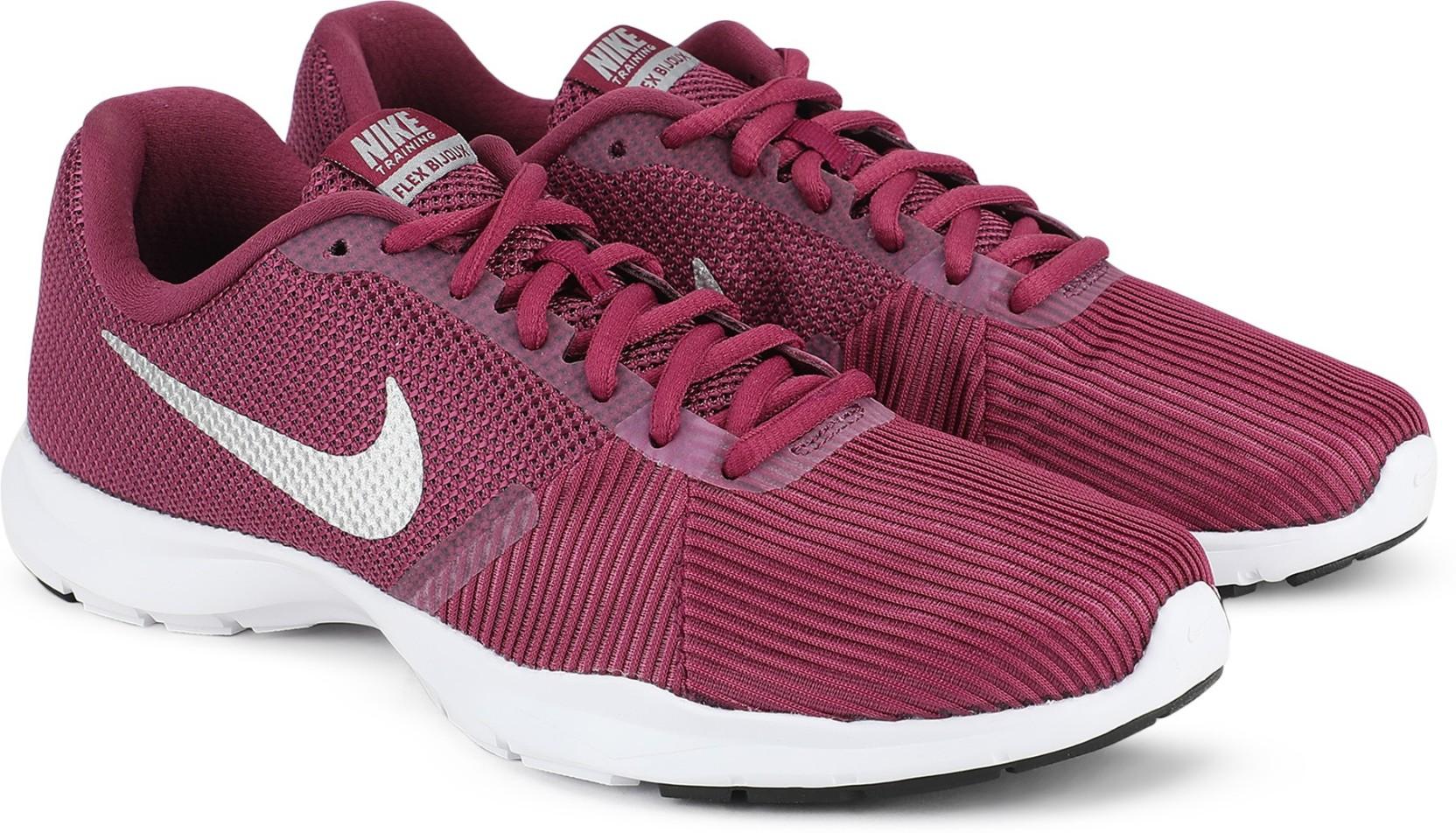 7b008d40b9c6f Nike WMNS FLEX BIJOUX Training   Gym Shoes For Women - Buy Purple ...