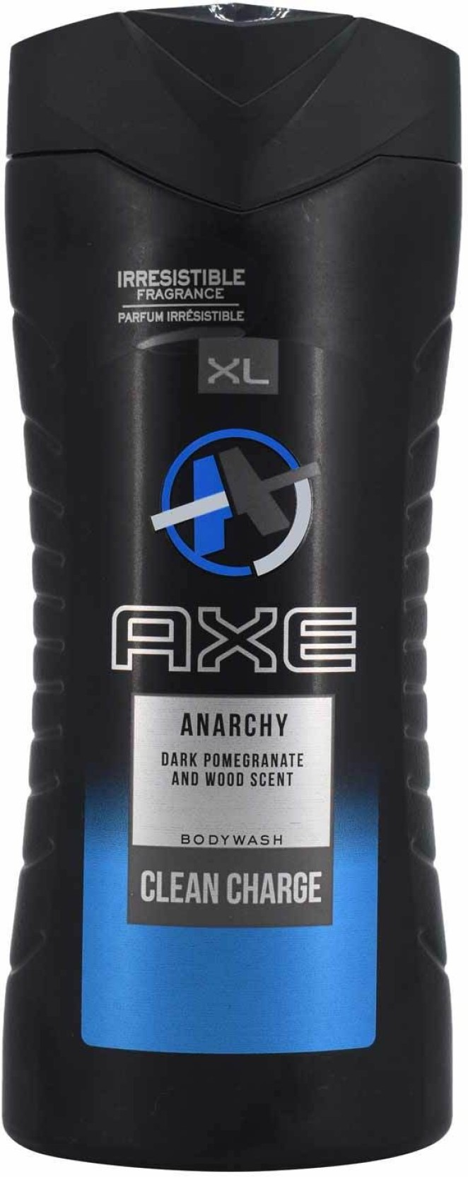 Axe Anarchy Body Wash Clean Charge 400ml Buy St Ives Sea Salt Ampamp Pacific Kelp Exfoliating Add To Cart
