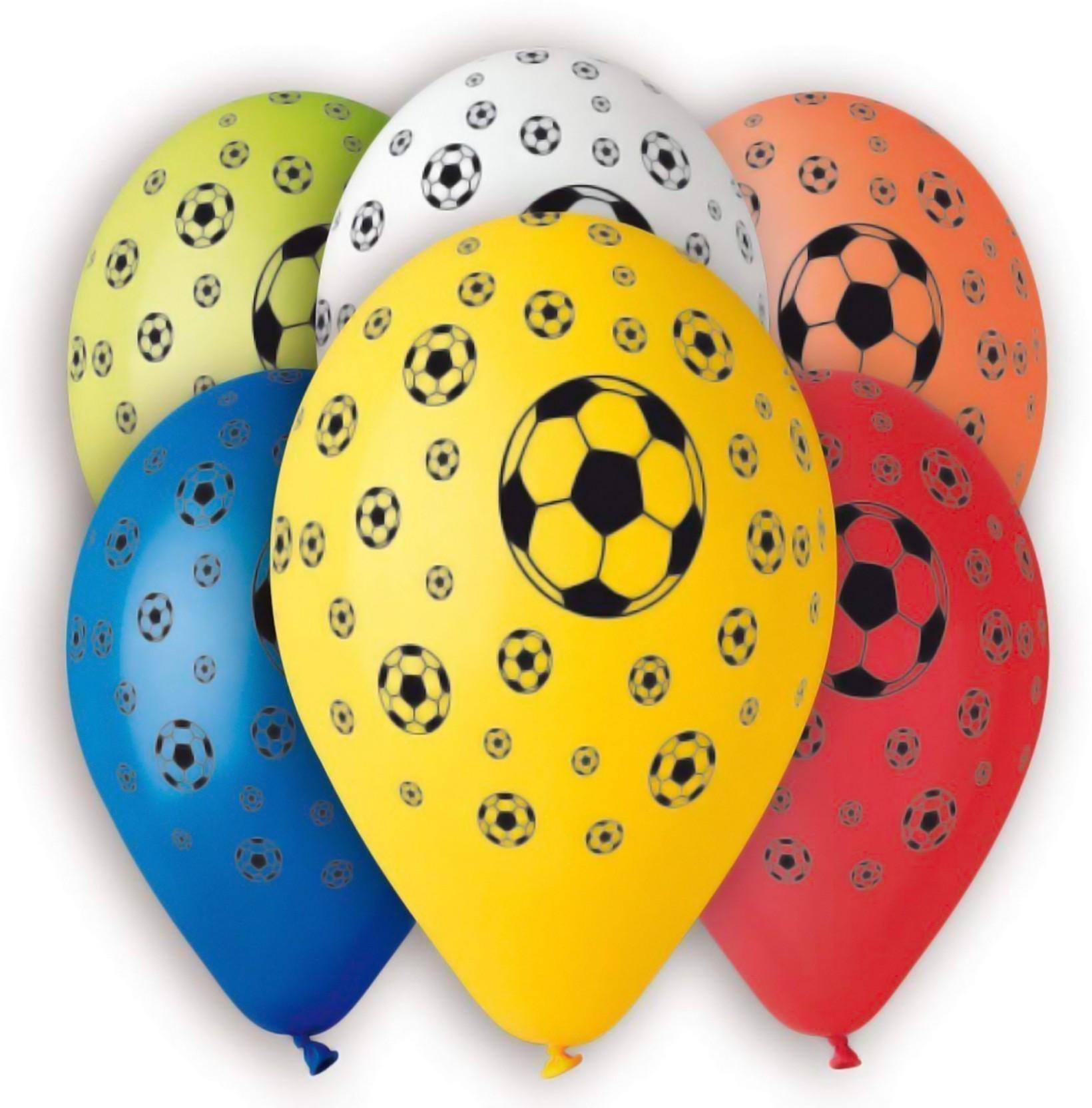 Flipkart.com | Masti Zone Printed Pack of 25 Multi Colour Football ...