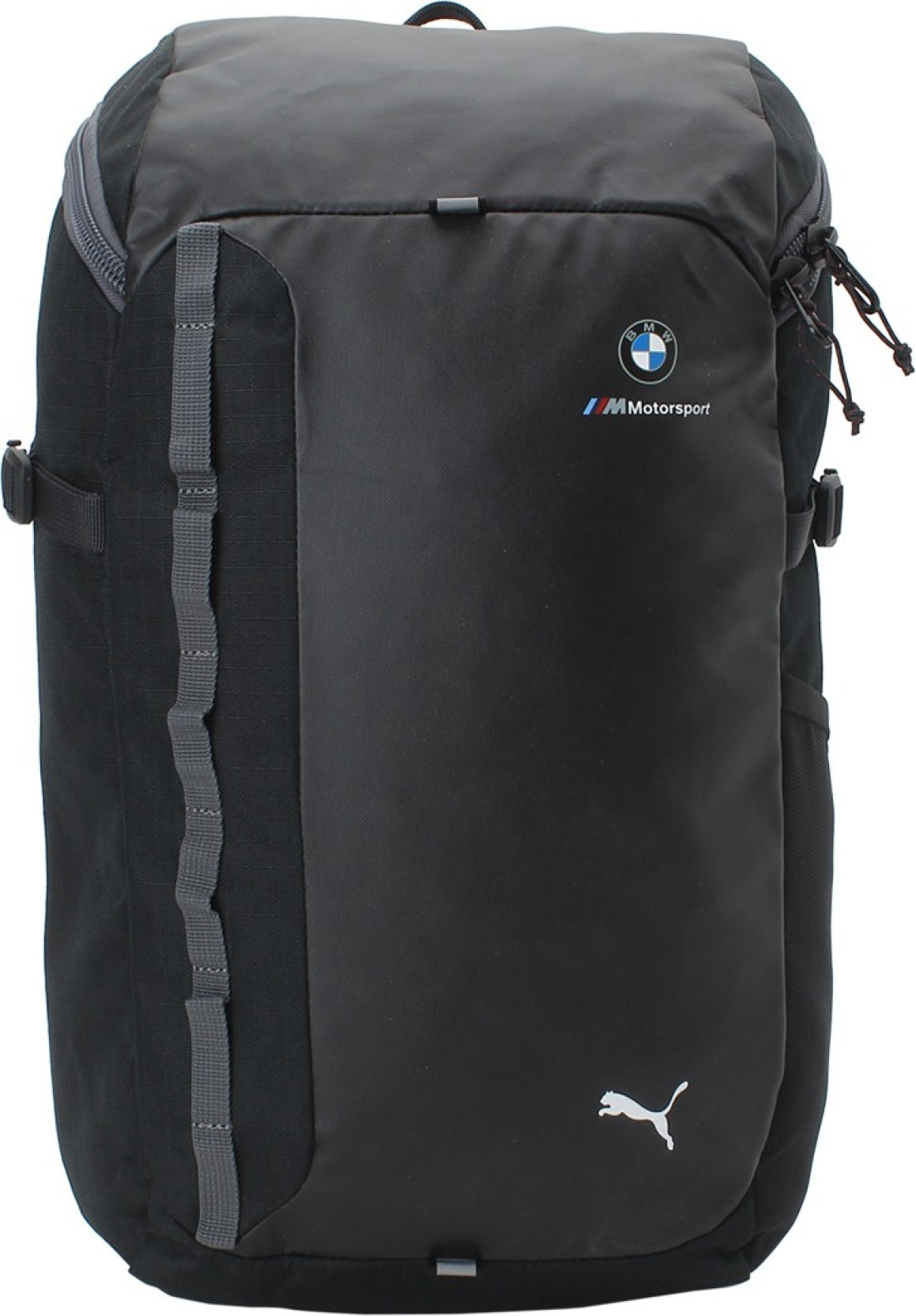 e2aa85fd670d Puma BMW M MSP Backpack 25 L Laptop Backpack Anthracite - Price in ...