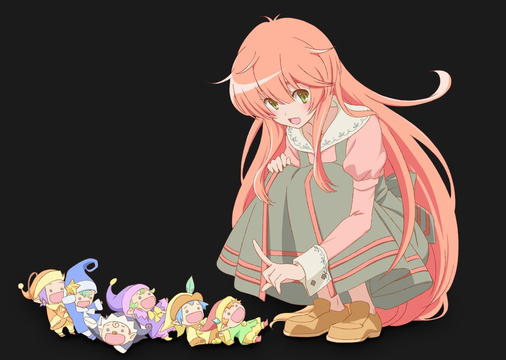 Athah Anime Jinrui Wa Suitai Shimashita 13 19 Inches Wall Poster