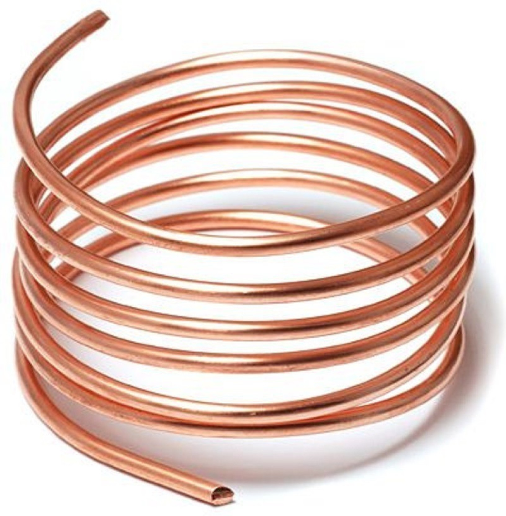 Art Ifact 8 Gauge - 1 Meter of Copper Wire (4.064 mm Diameter ...