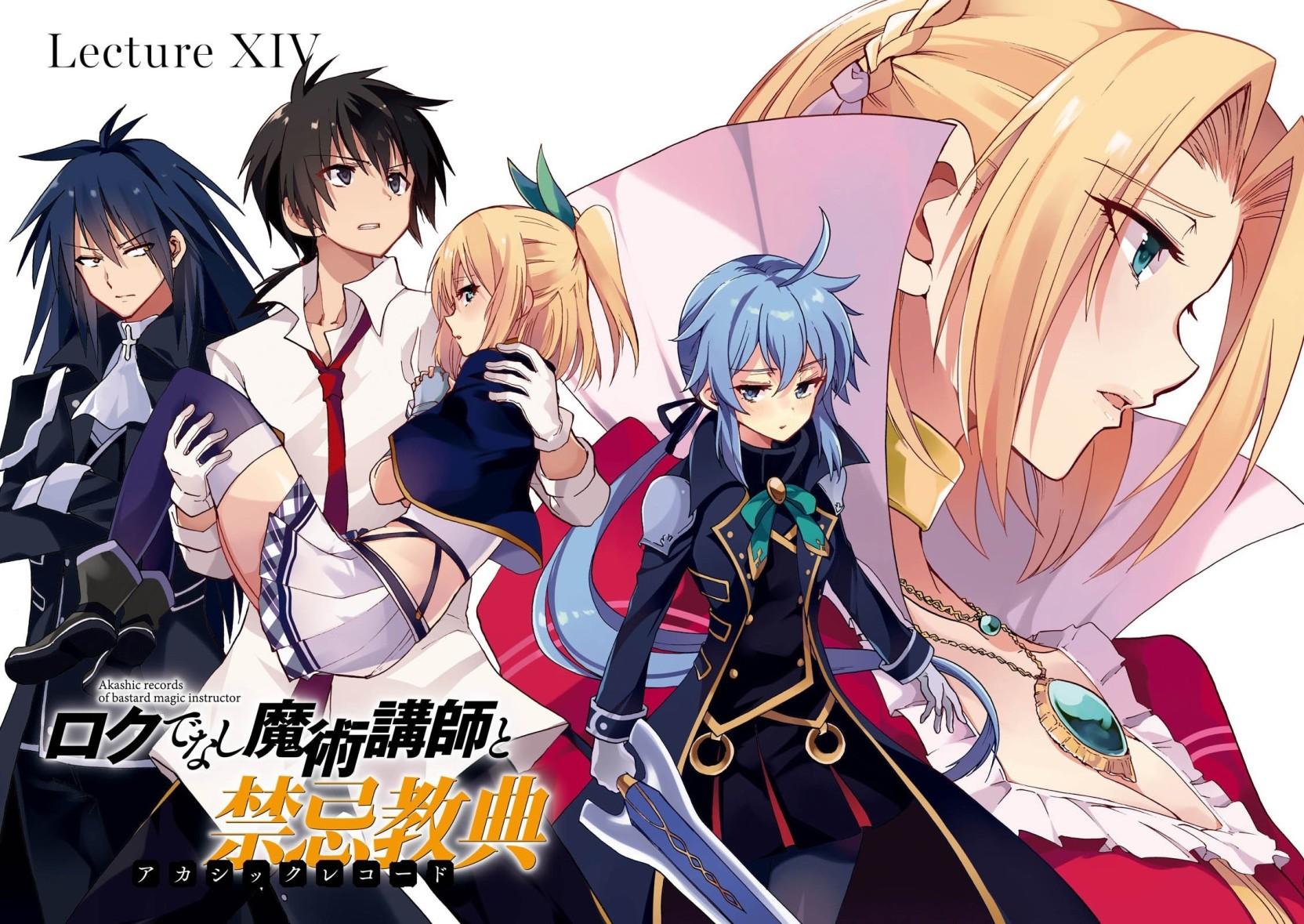 Athah Anime Rokudenashi Majutsu Koushi To Akashic Records Rumia