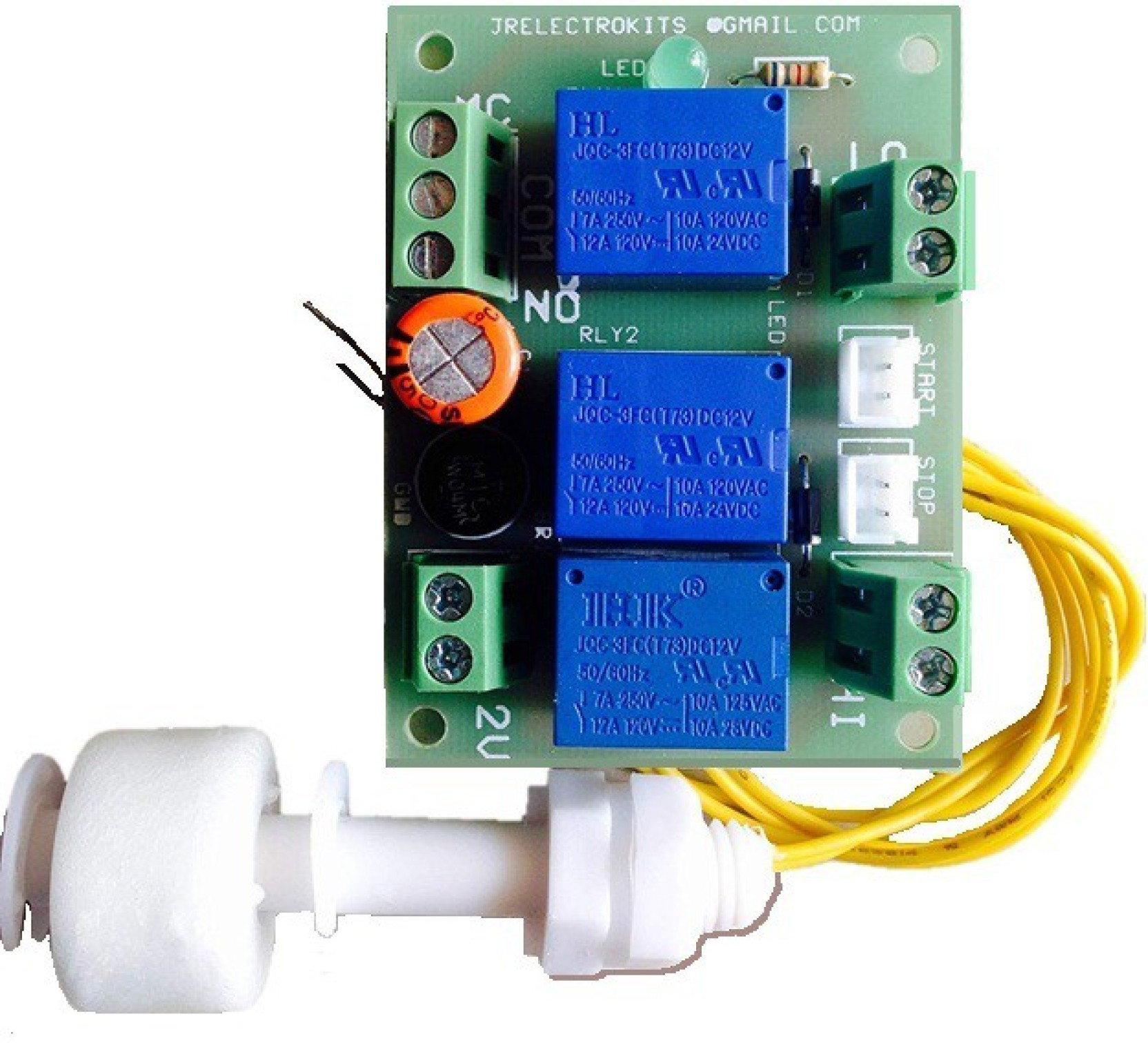Float Switch Circuit