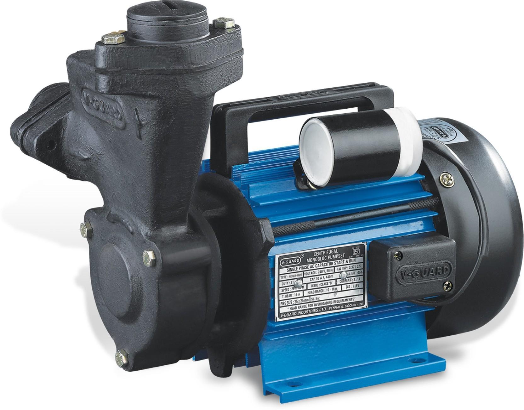 V-Guard nova f130 Centrifugal Water Pump