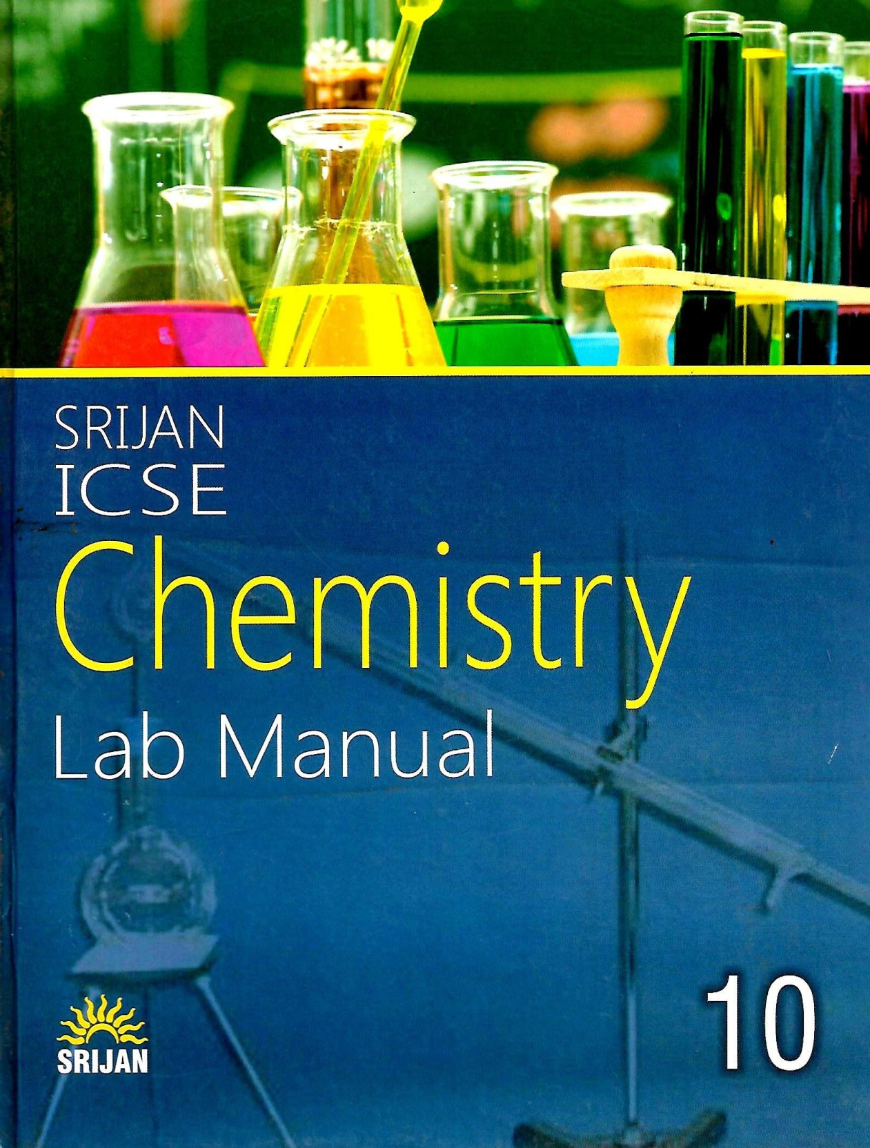 ... ICSE CHEMISTRY LAB MANUAL CLASS - 10. ON OFFER