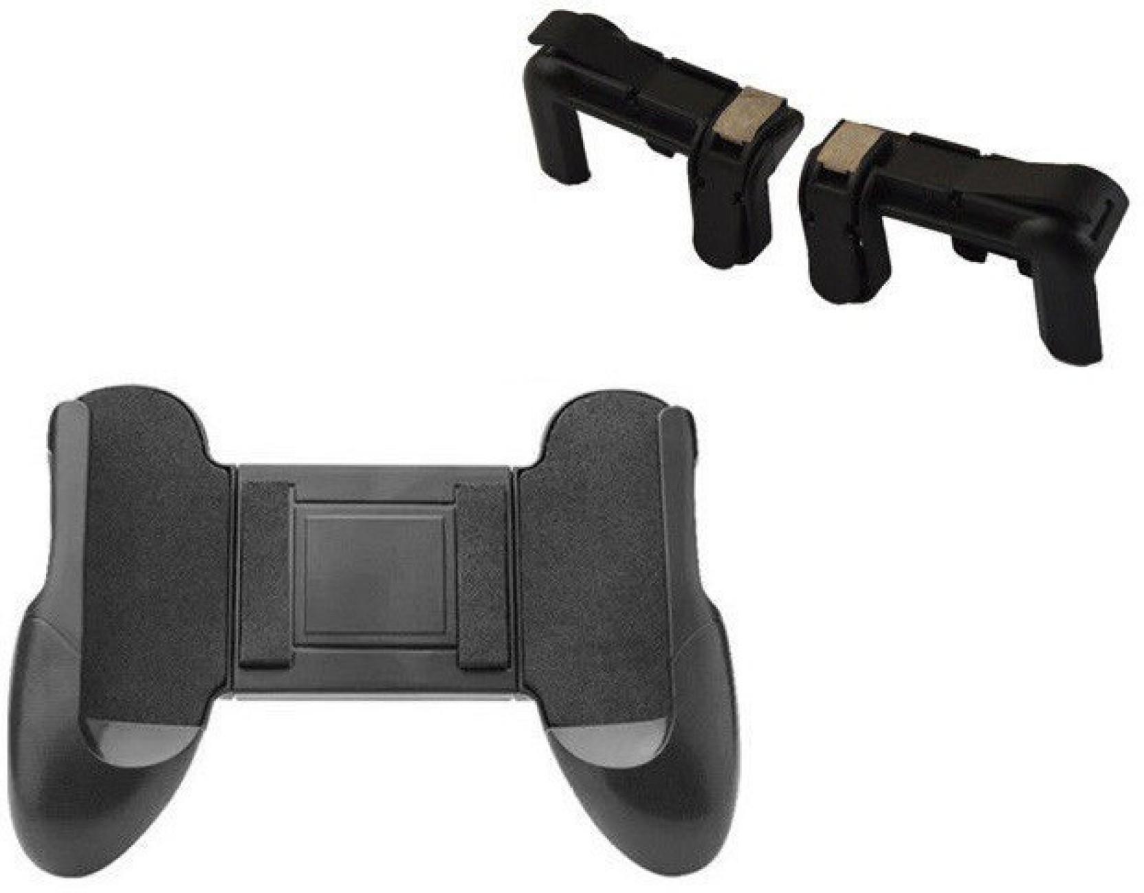 Roq Pubg Sensitive Shoot Aim Buttons L1 R1 Trigger With Portable Paket Lengkap Gamers Gamepad Standing