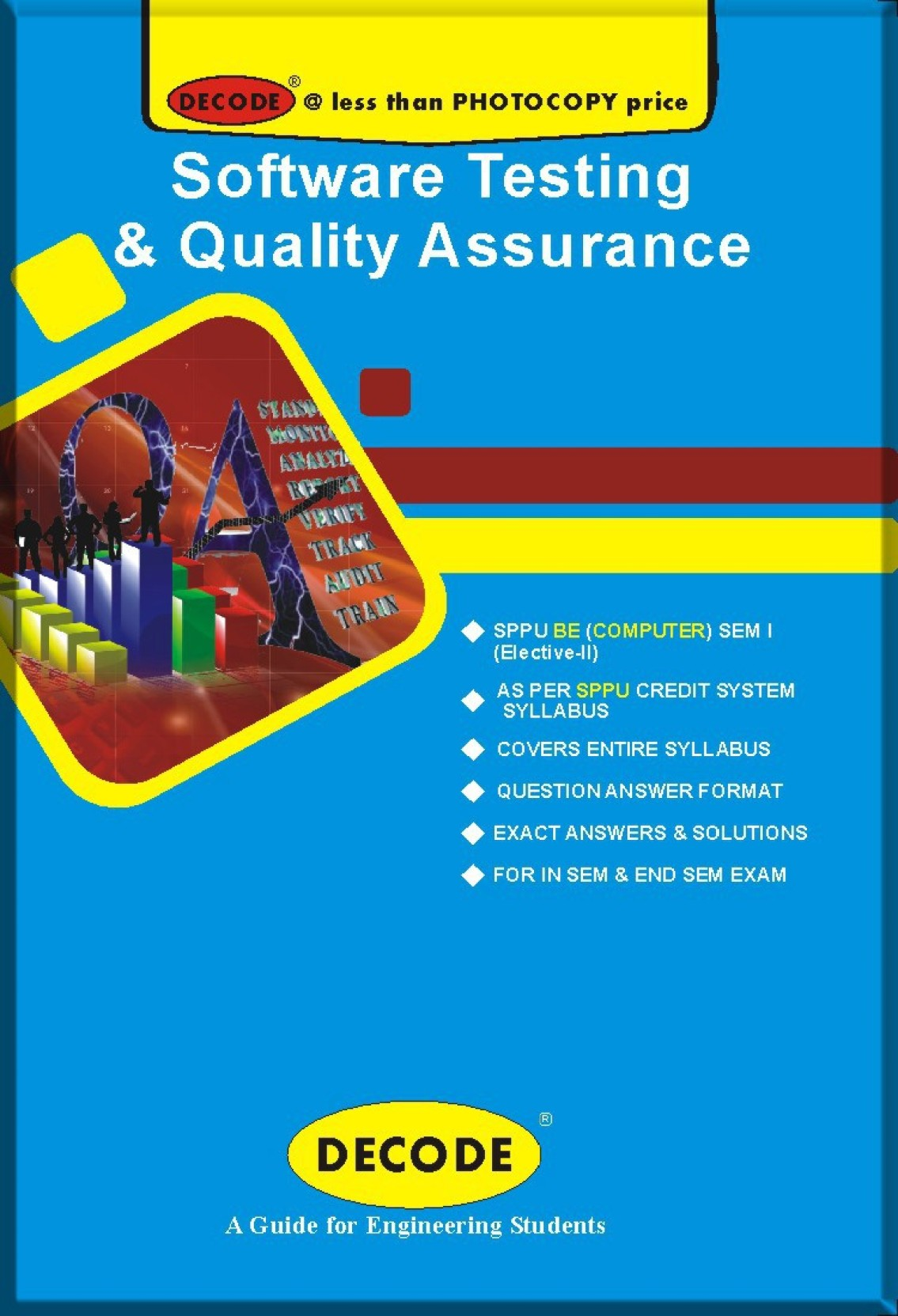DECODE-Software Testing and quality assurance for SPPU (BE